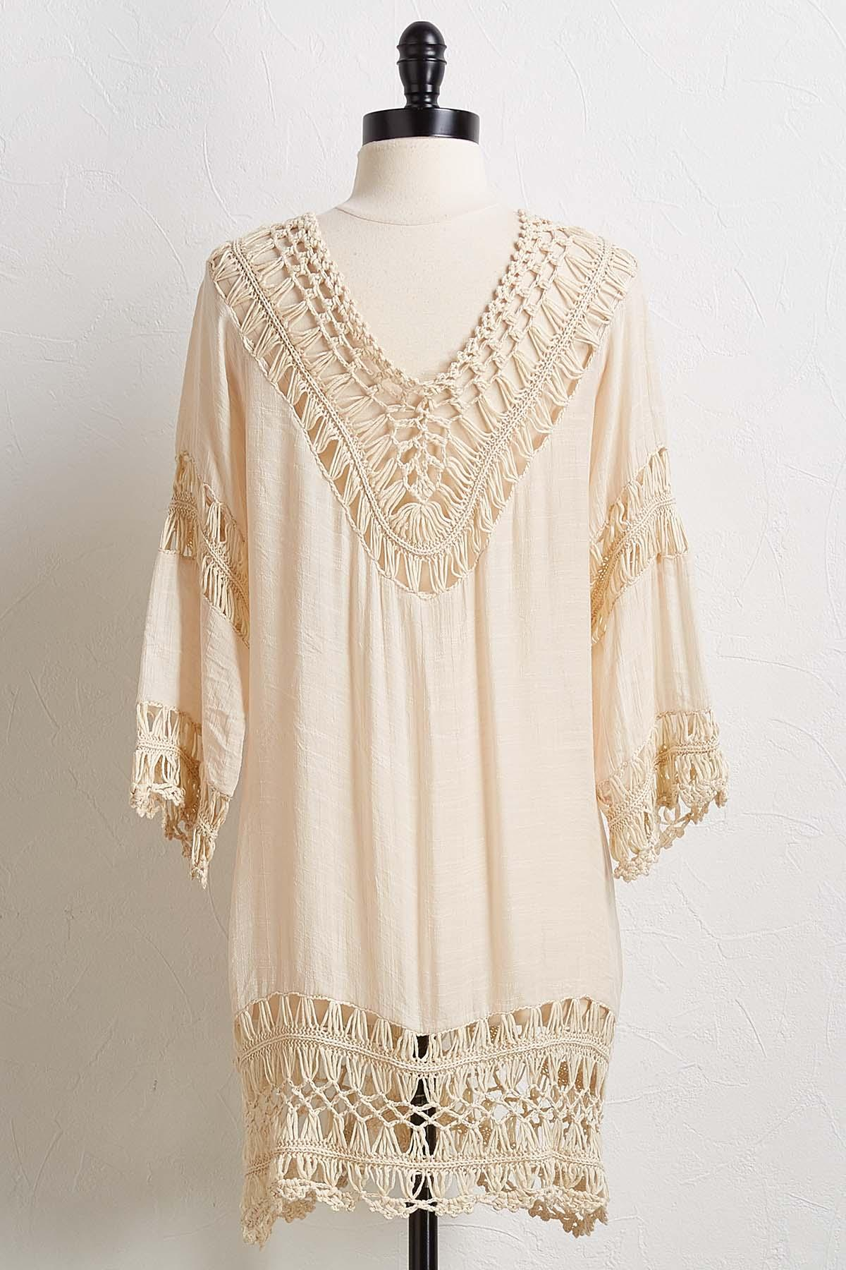 Crochet Cover- Up