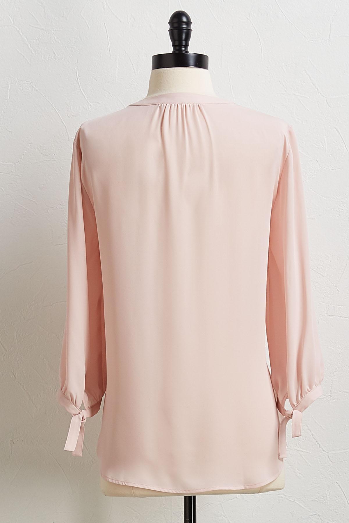 Dressy Button Down Top