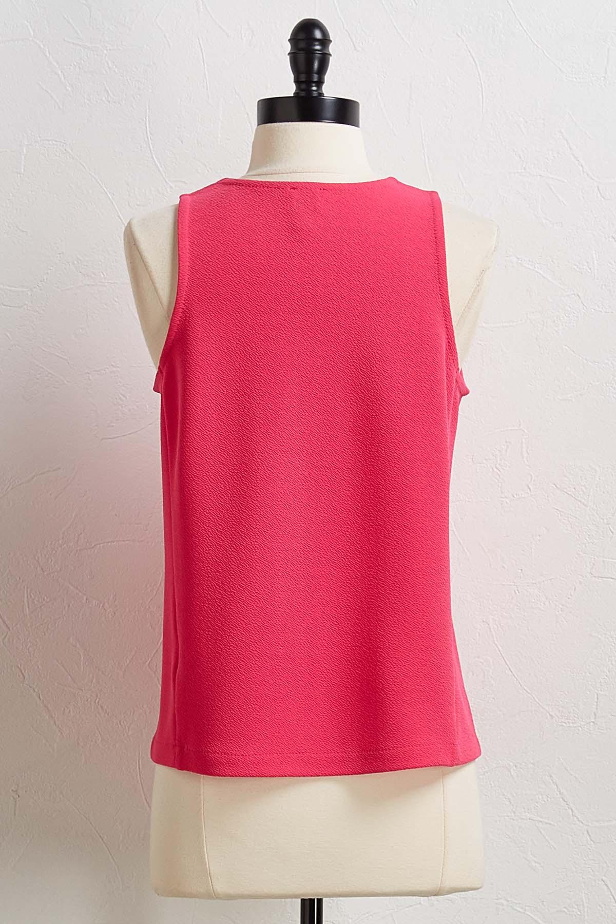 Solid Textured Tank