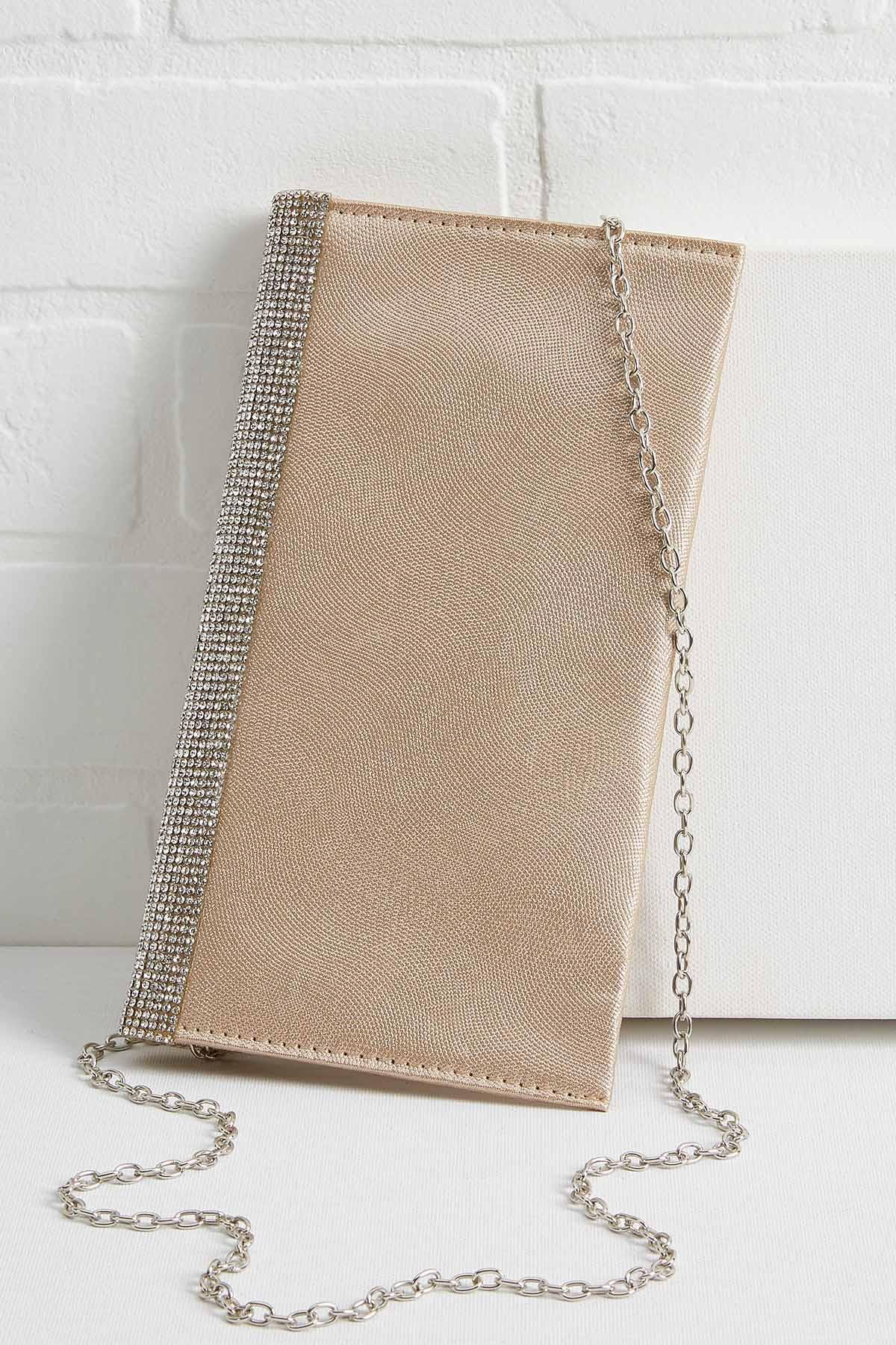 All That Glitters Is Gold Clutch