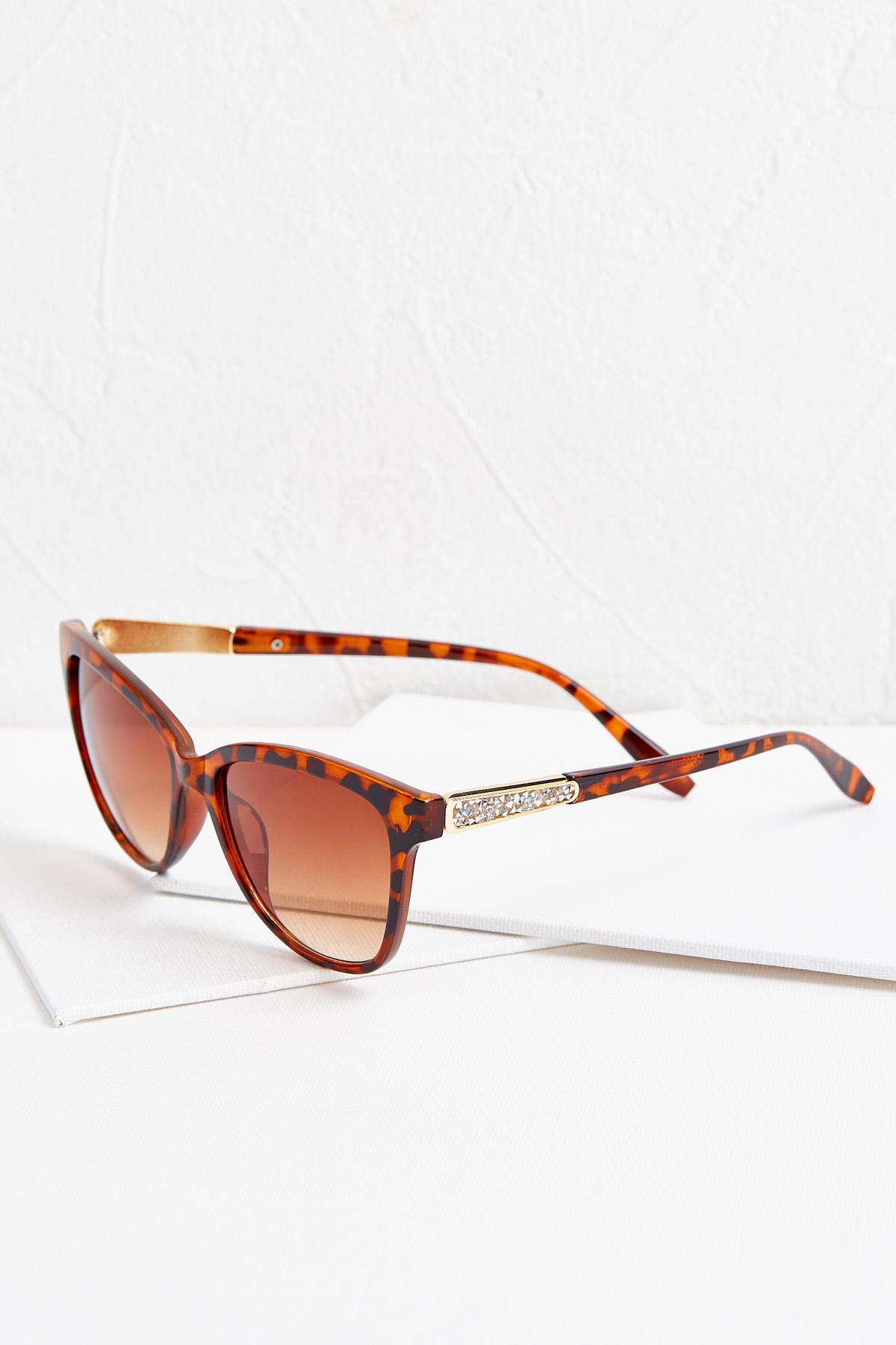 Crystal Druzy Sunglasses