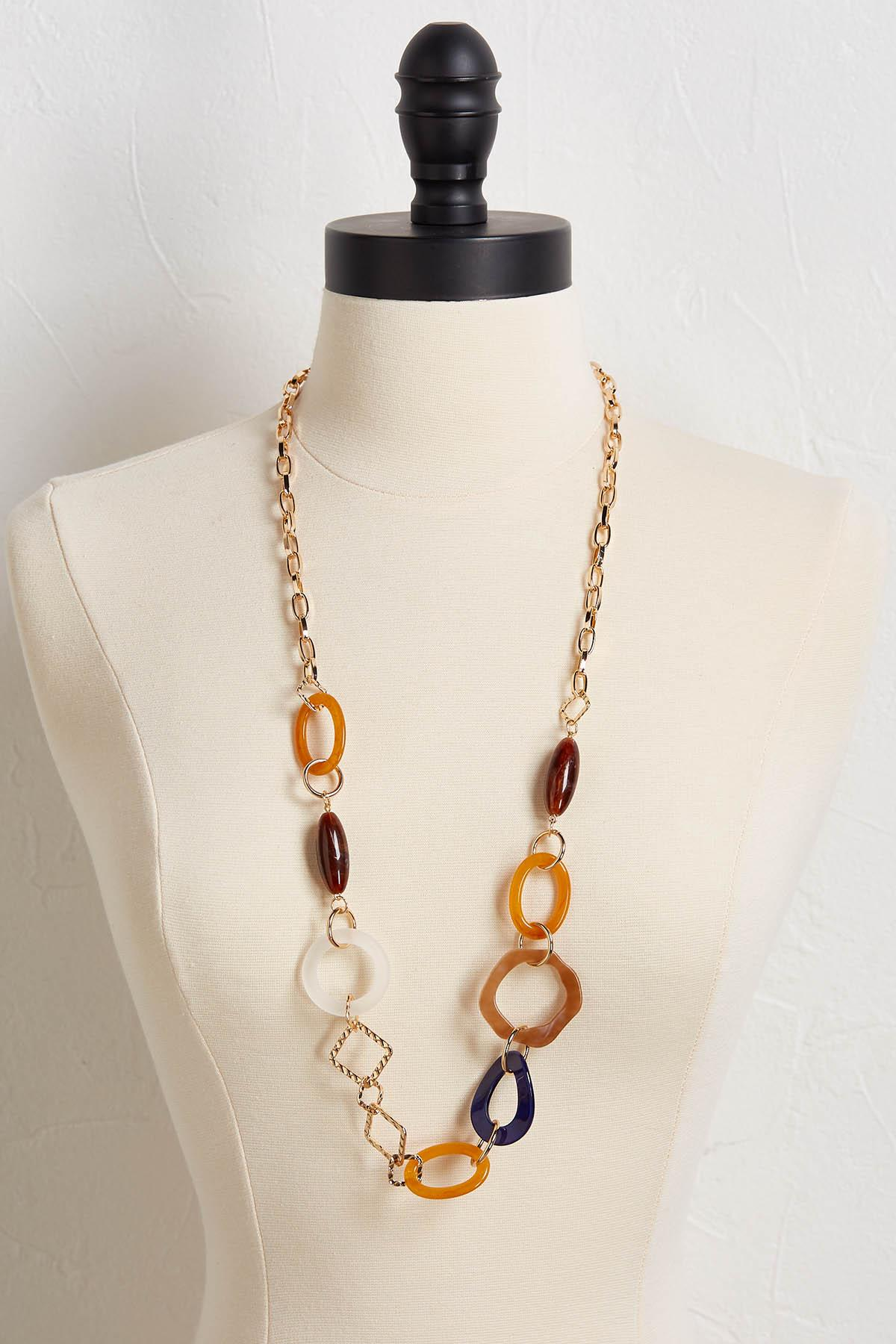 Naturally Linked Together Necklace