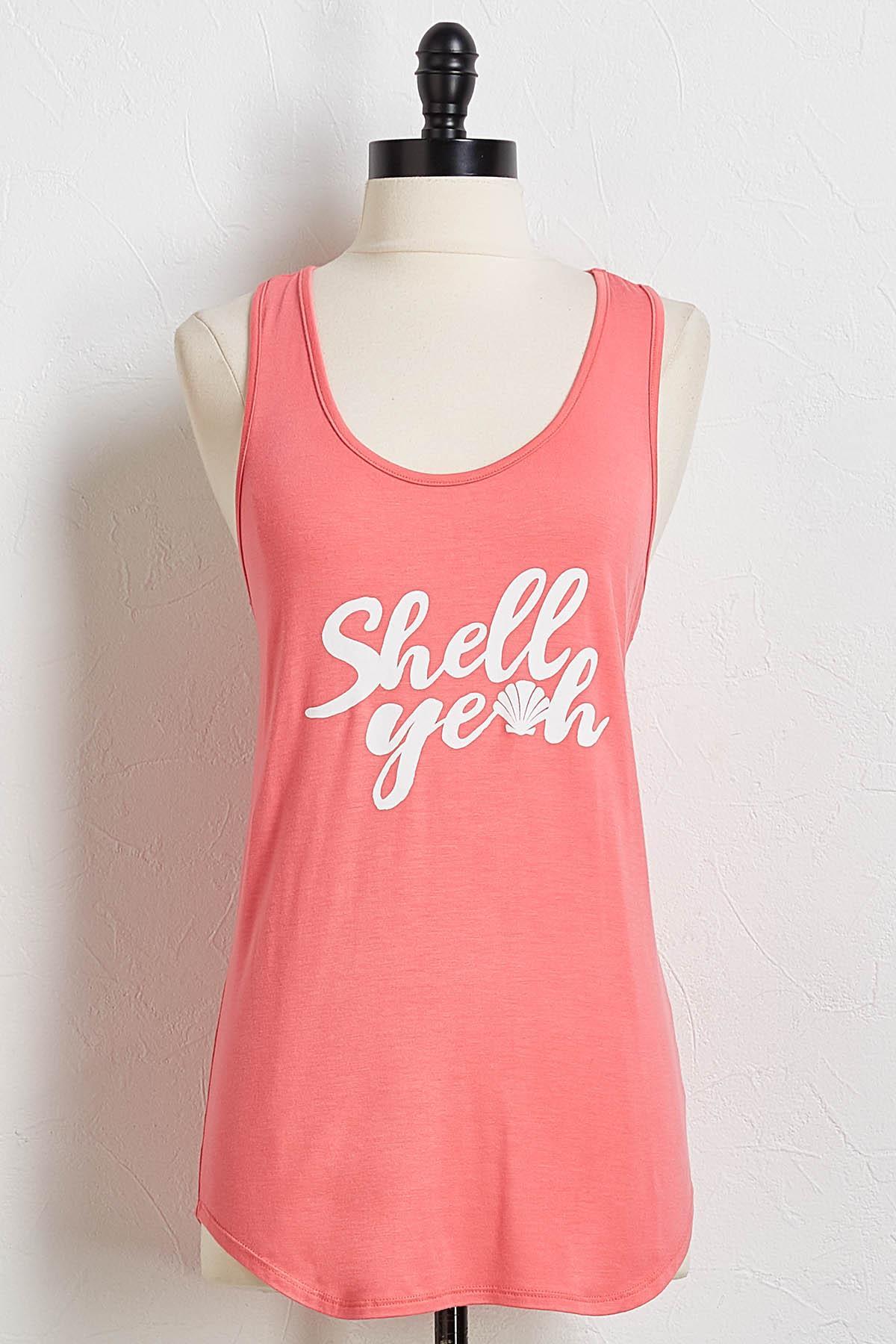 Shell Yeah Tank