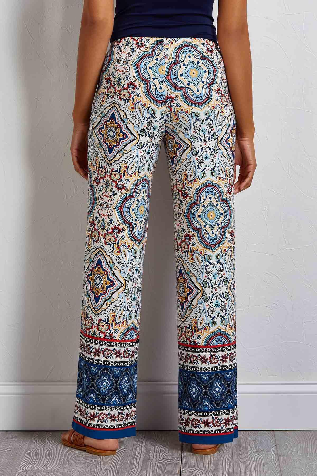 Moroccan Vacation Pants
