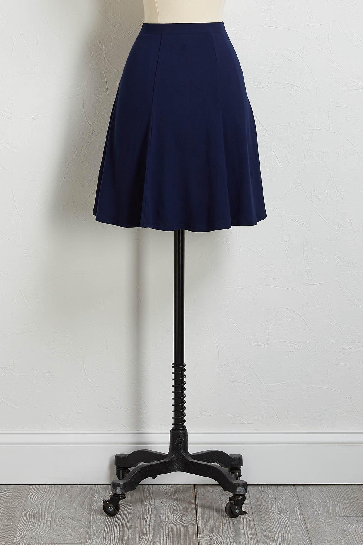 Tie Waist Mini Skirt