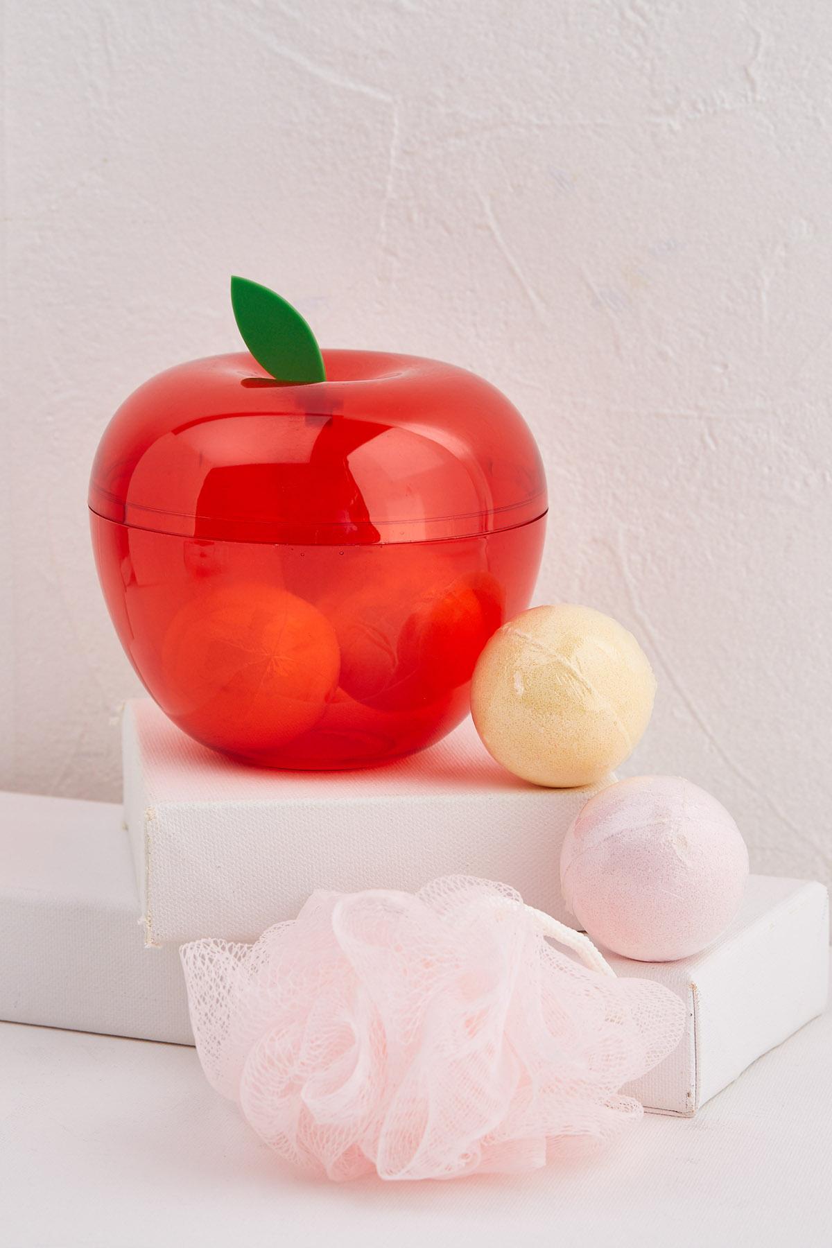 Apple Bath Set