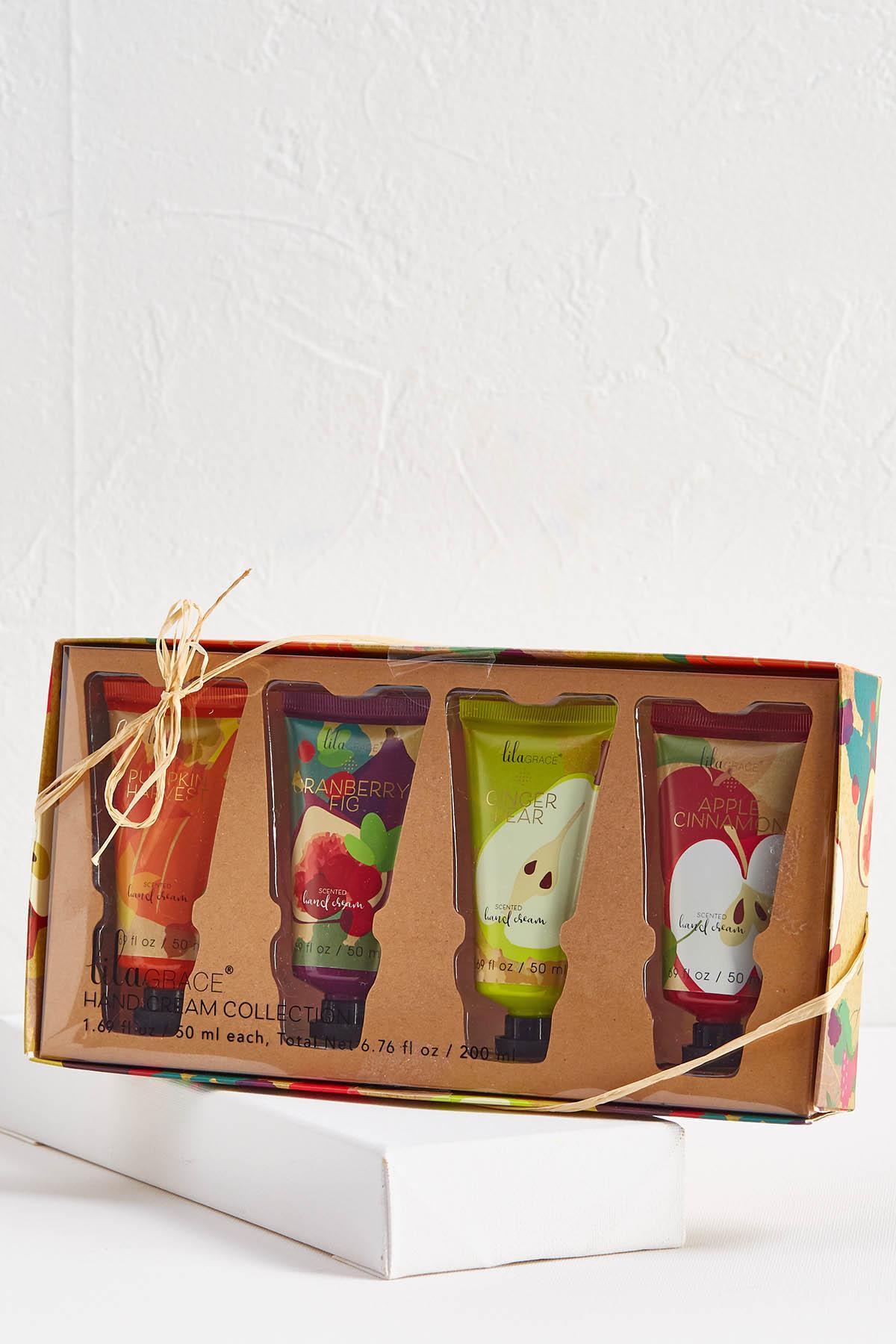 Autumn Hand Cream Set