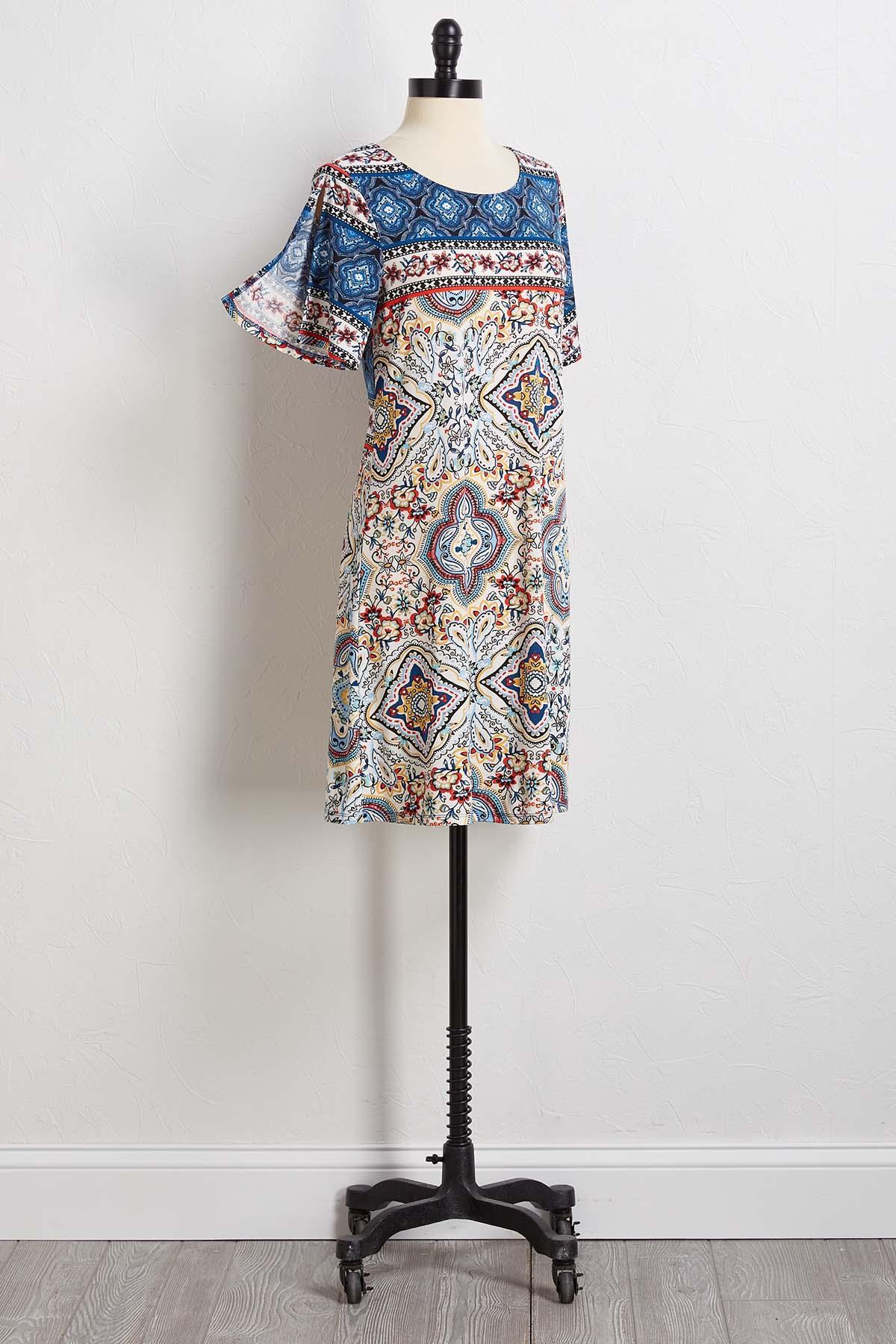 Moroccan Swing Dress