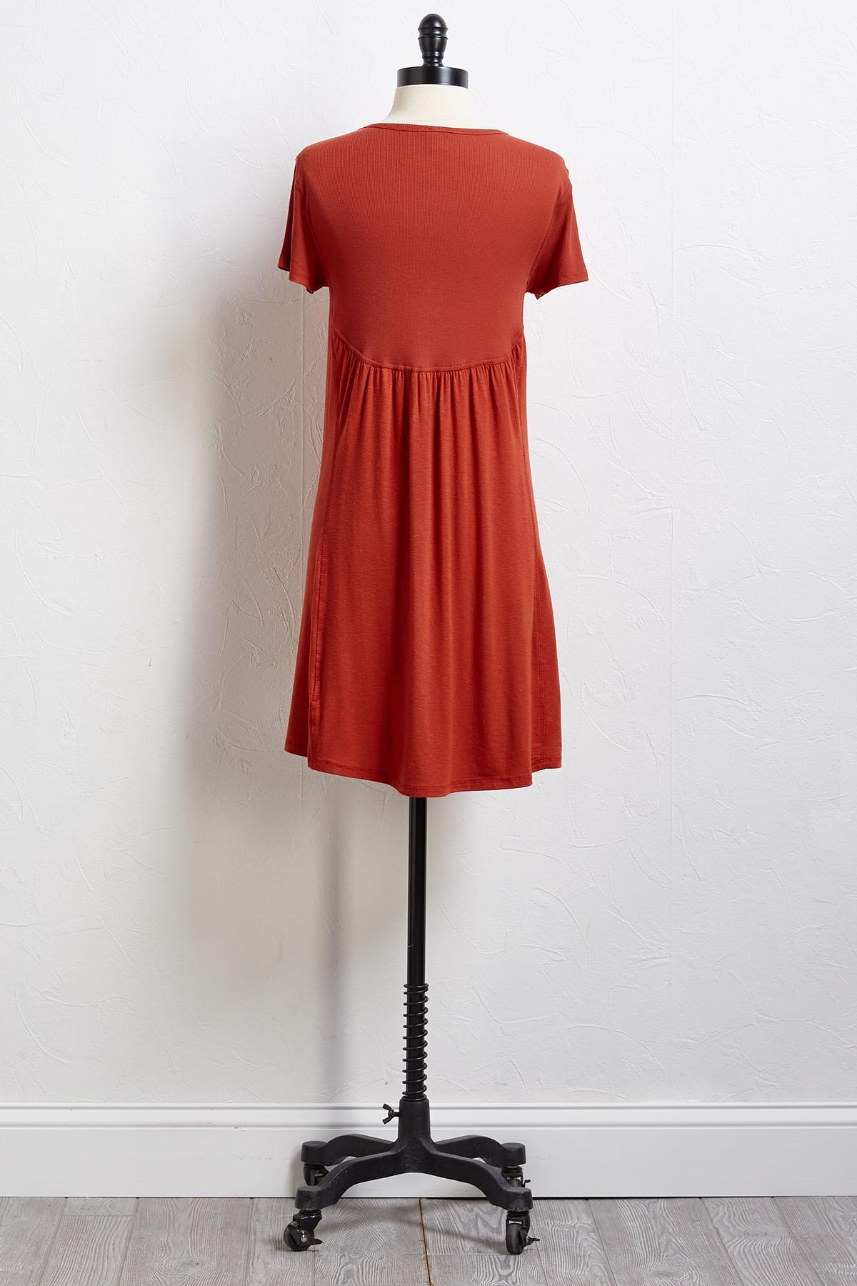 Easy Come Tee Dress