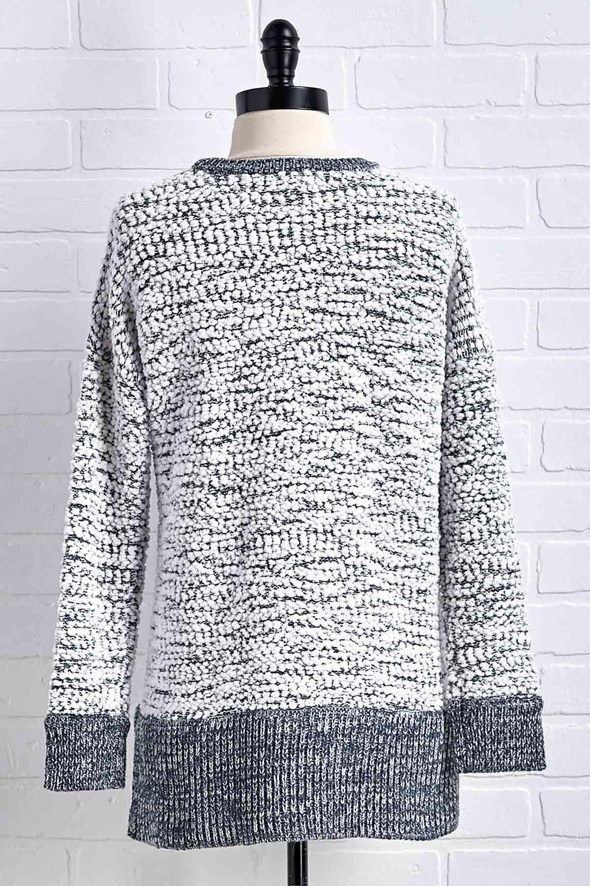 Snow Day Tunic Sweater