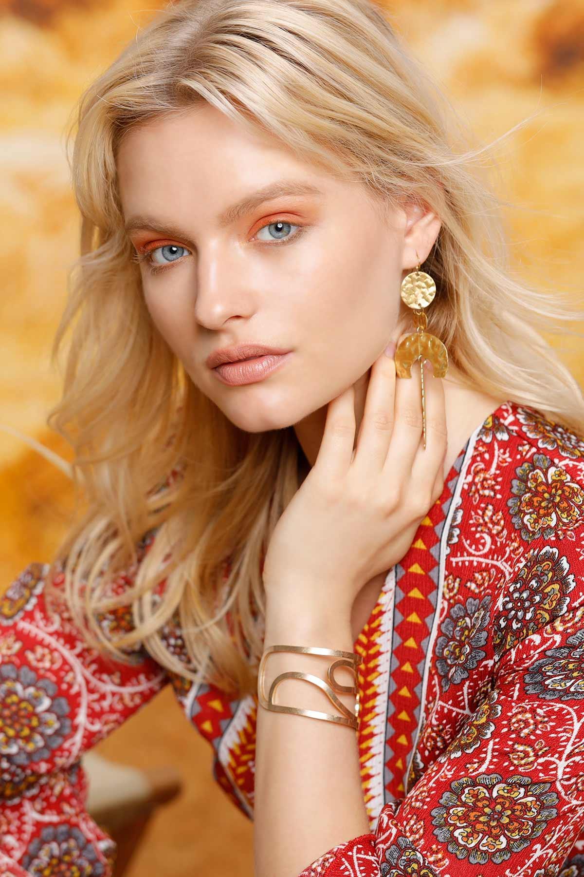 Shake Rattle And Glow Earrings