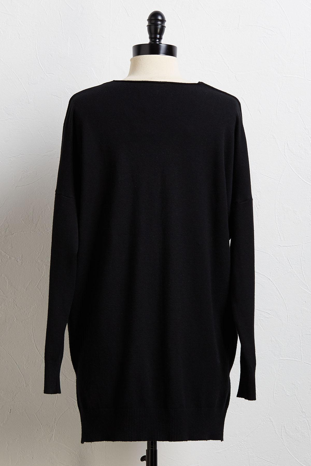 Center Of Attention Sweater