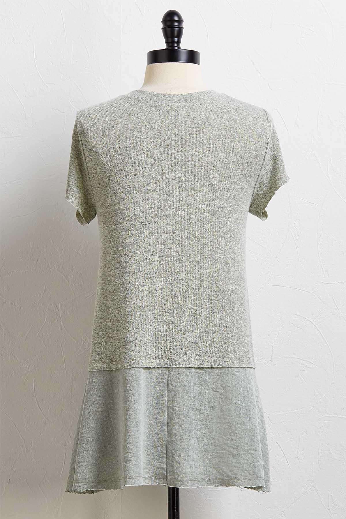 First Love Tunic Top