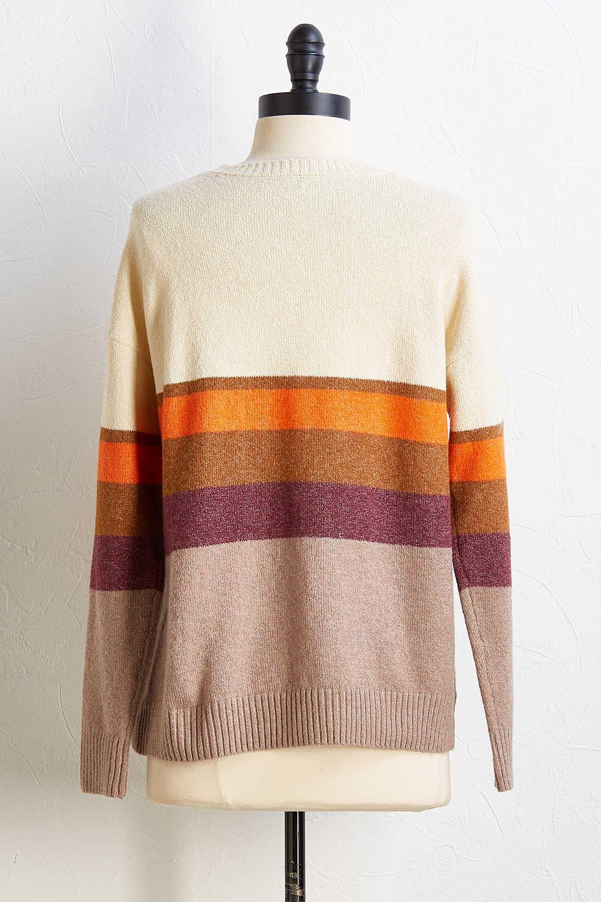 Autumn Sunset Sweater