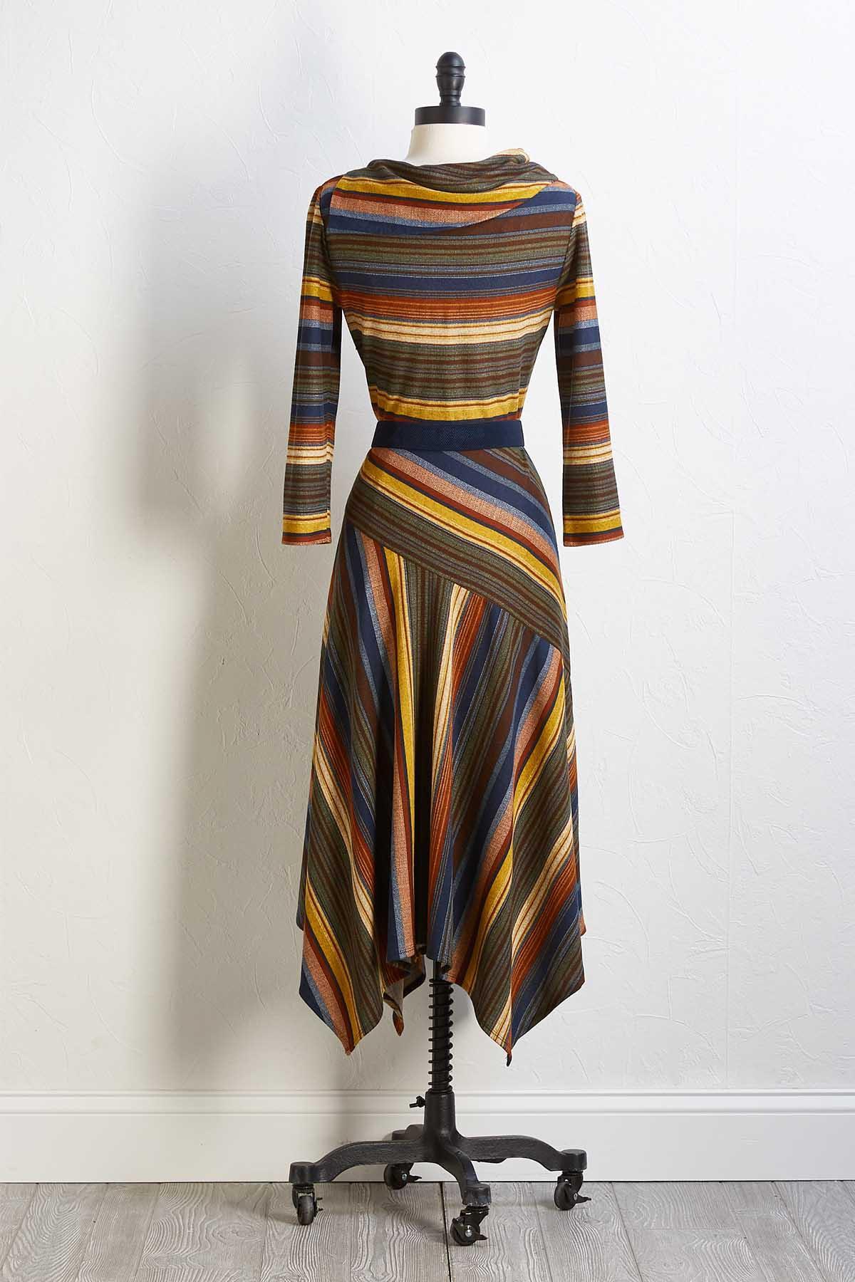 Stars Hollow Midi Dress