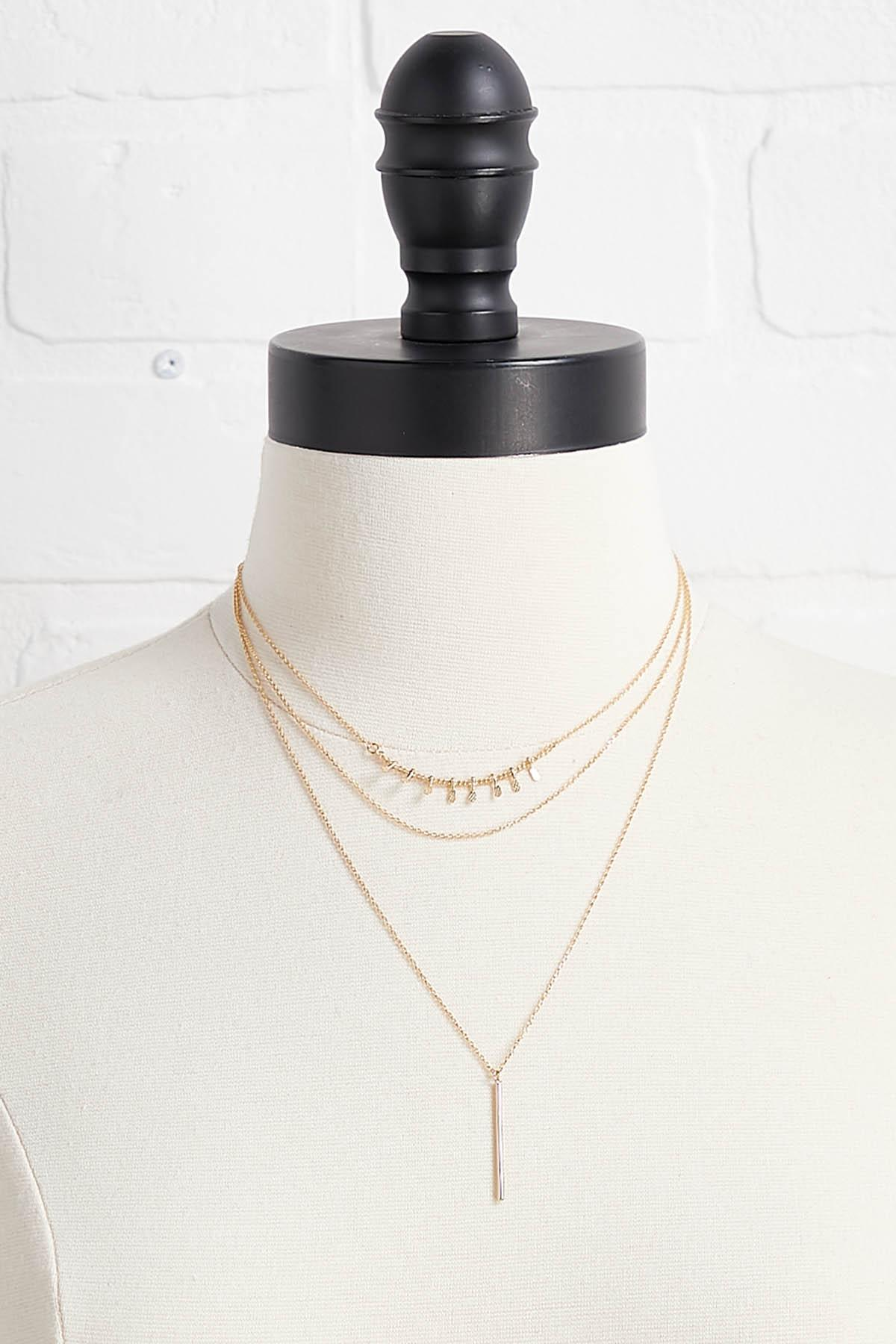 Dainty Pendant Necklace