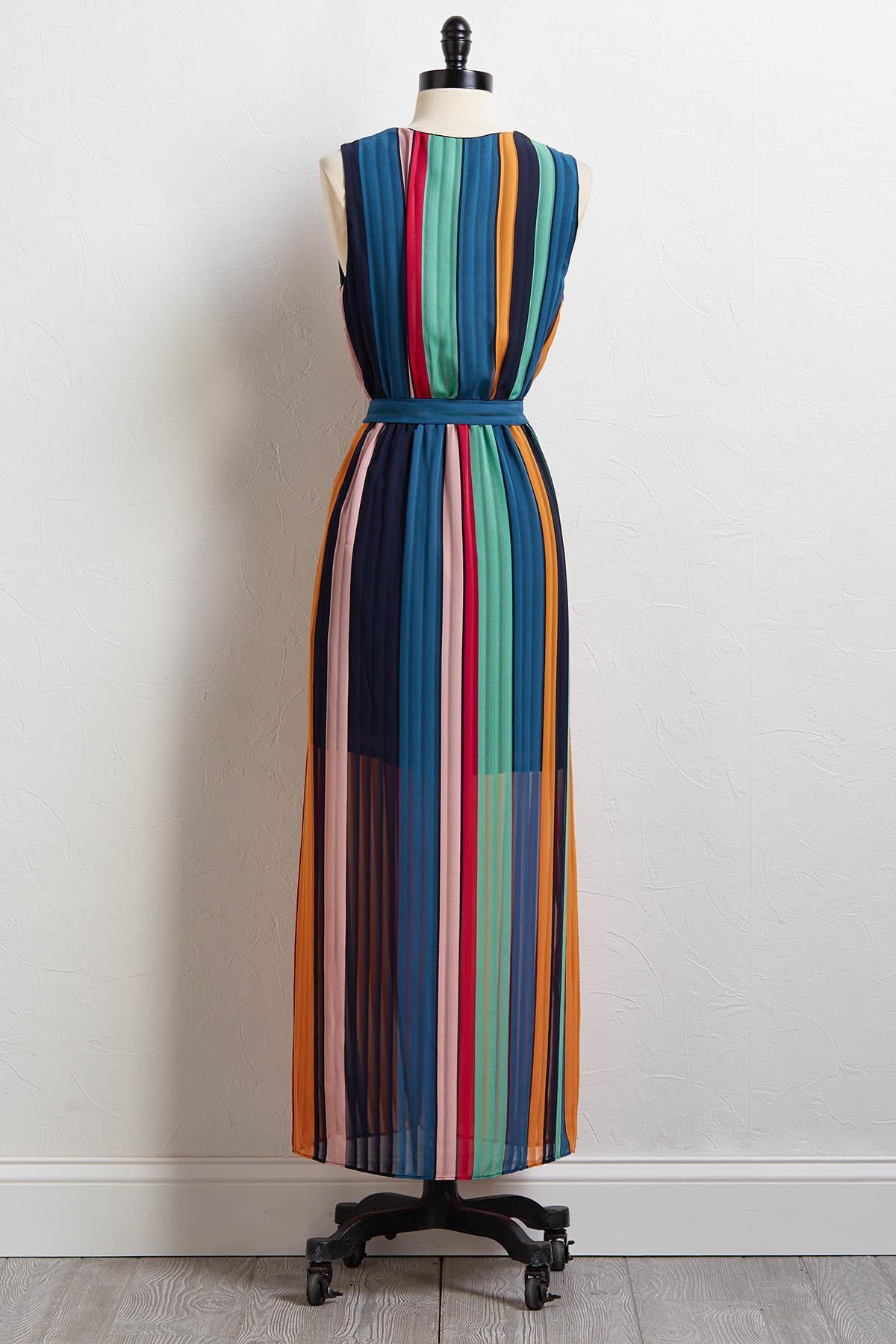 Side To Side Maxi Dress