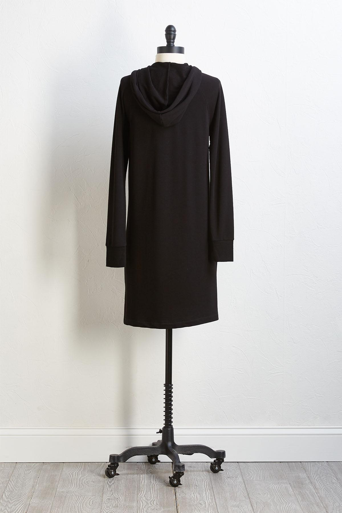 Hooded Athletic Dress