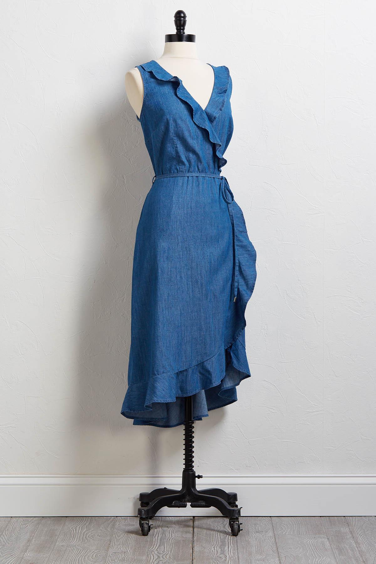 Give It A Whirl Midi Dress