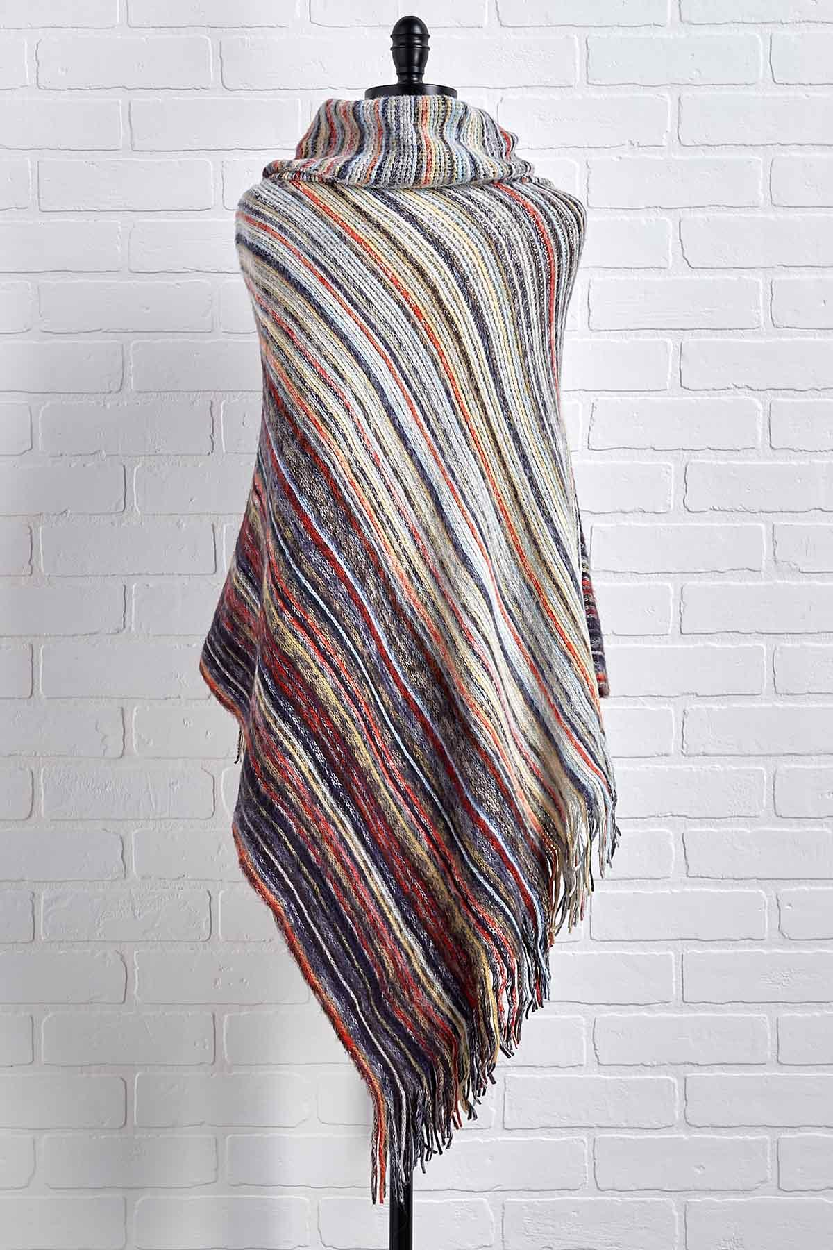 Dusk To Dawn Poncho