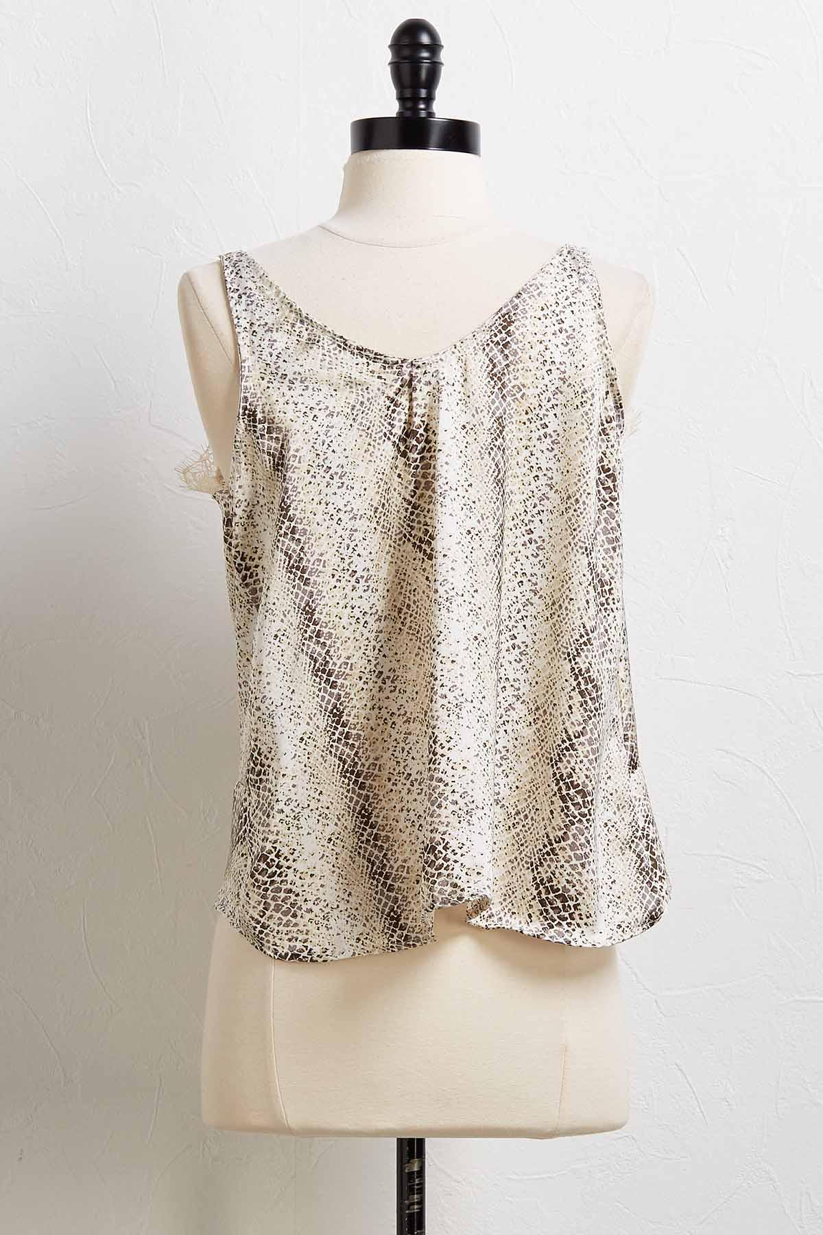 Ready To Lace Tank
