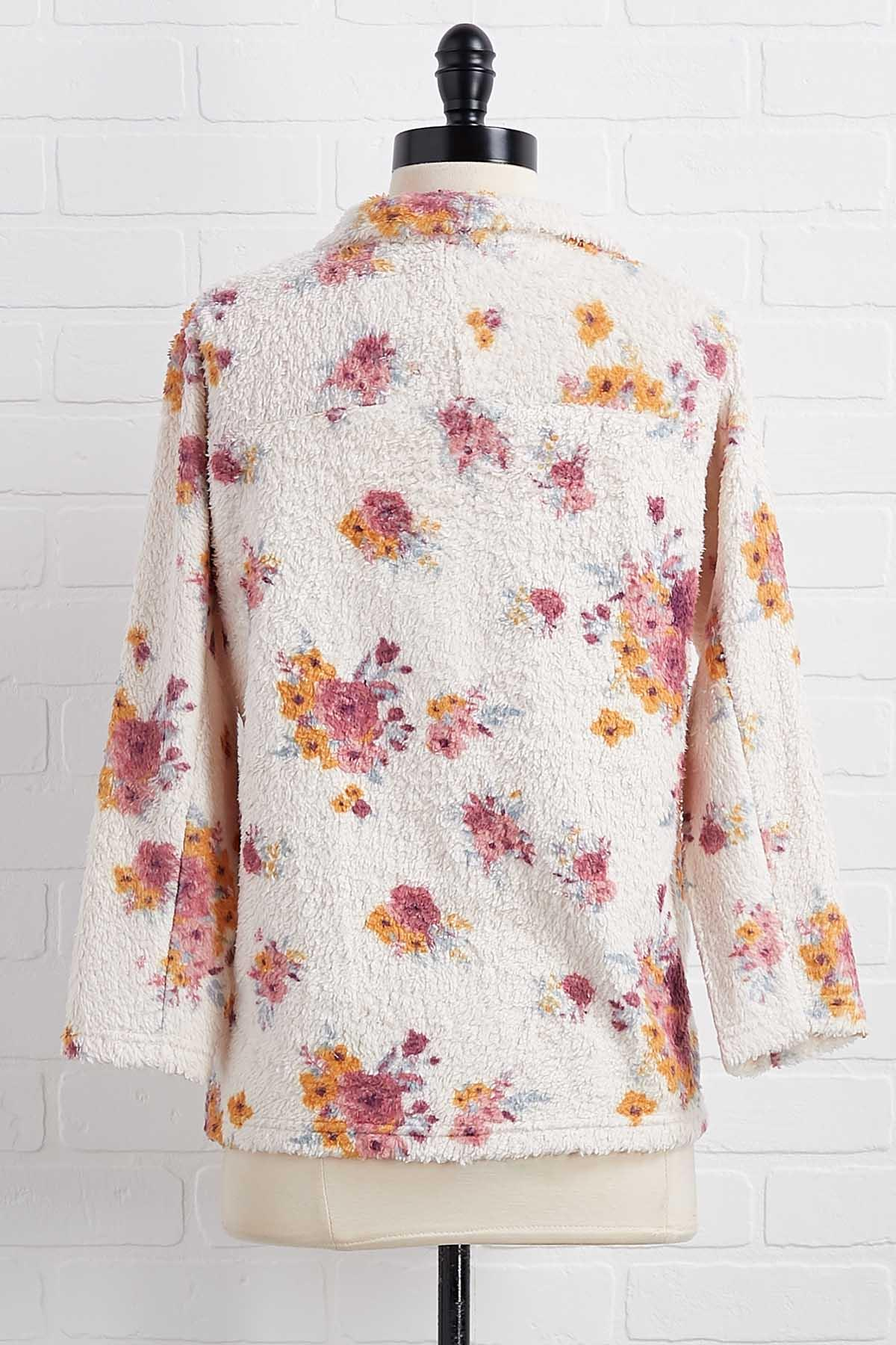 Flowers And Warm Wishes Top