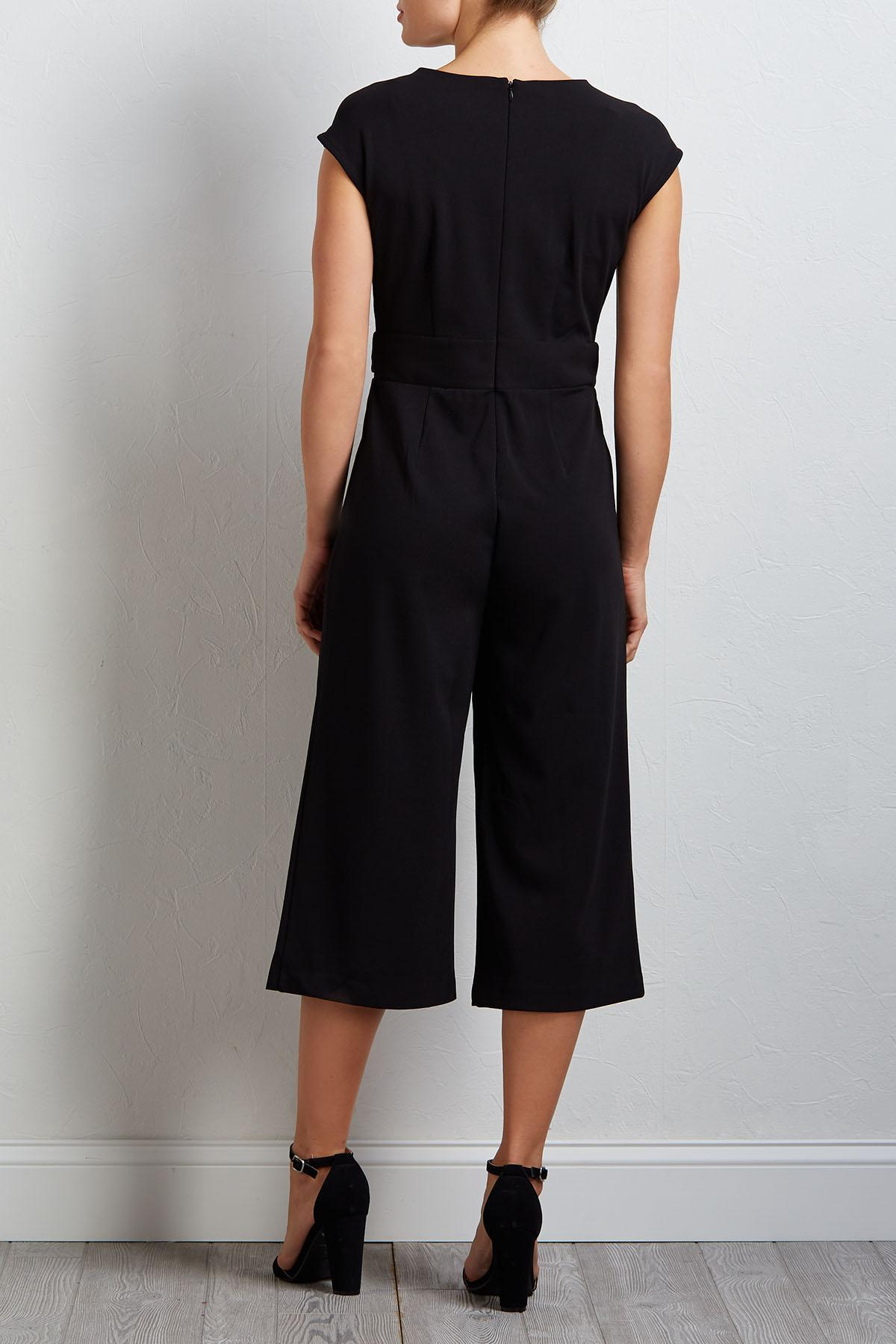 Hoop There It Is Jumpsuit