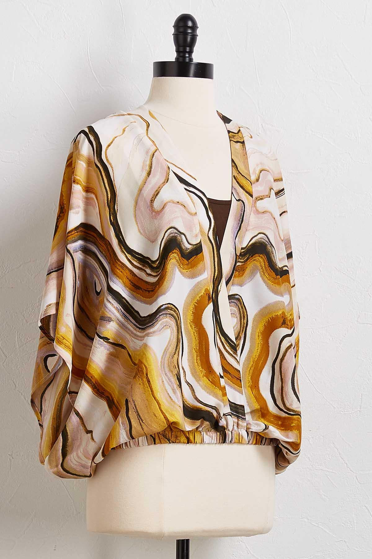 Sweet Swirls Top