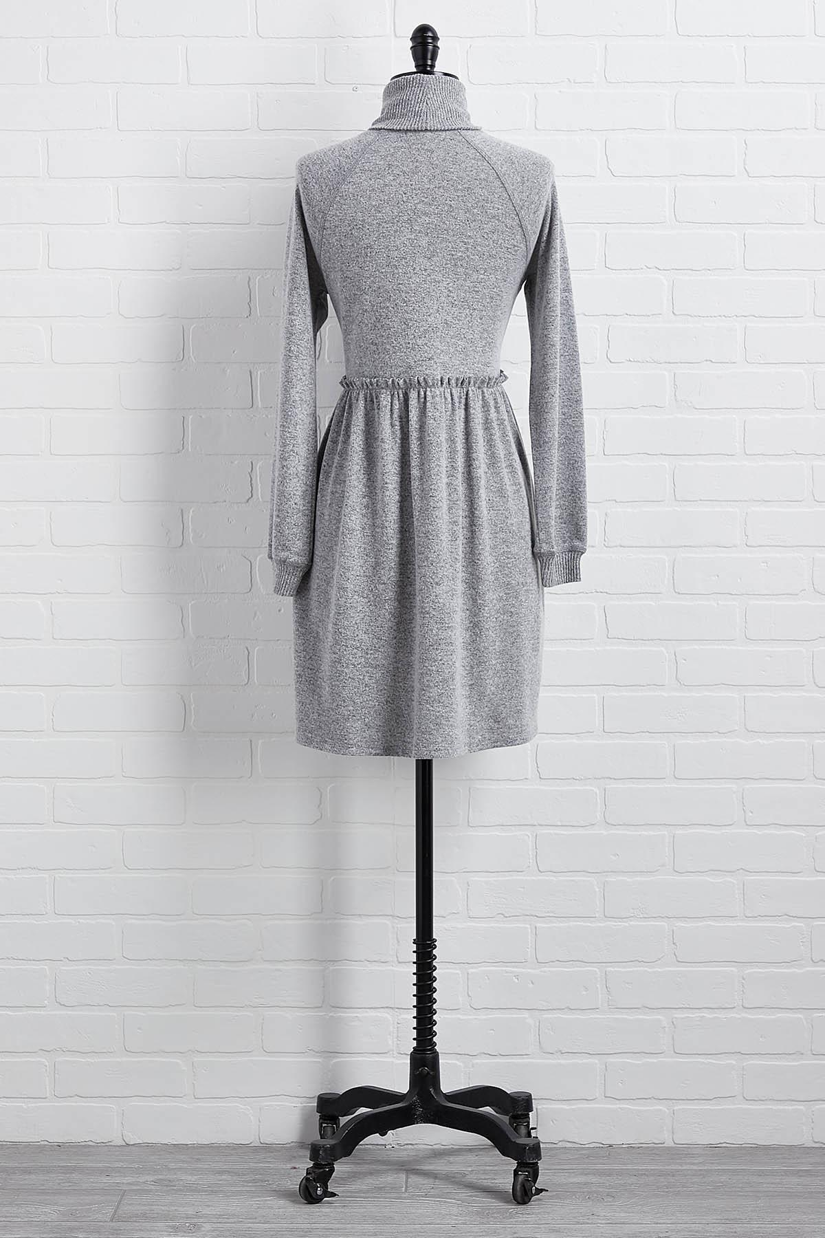 Don ` T Mock Neck Me Dress