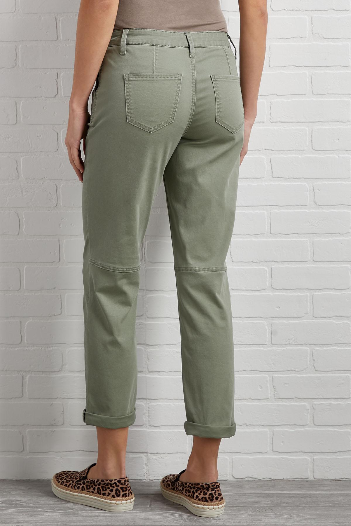 Where There's A Twill Pants