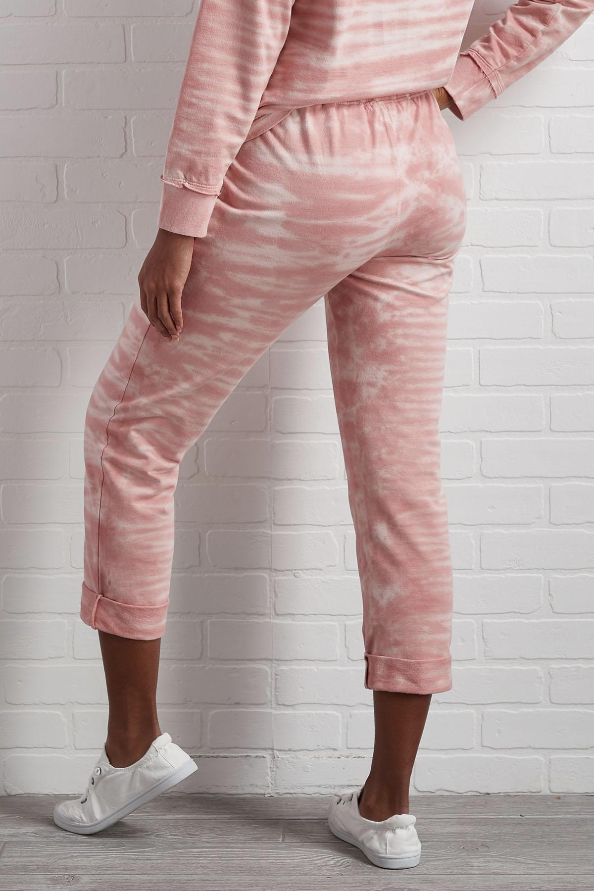 Taking The Scenic Route Pants