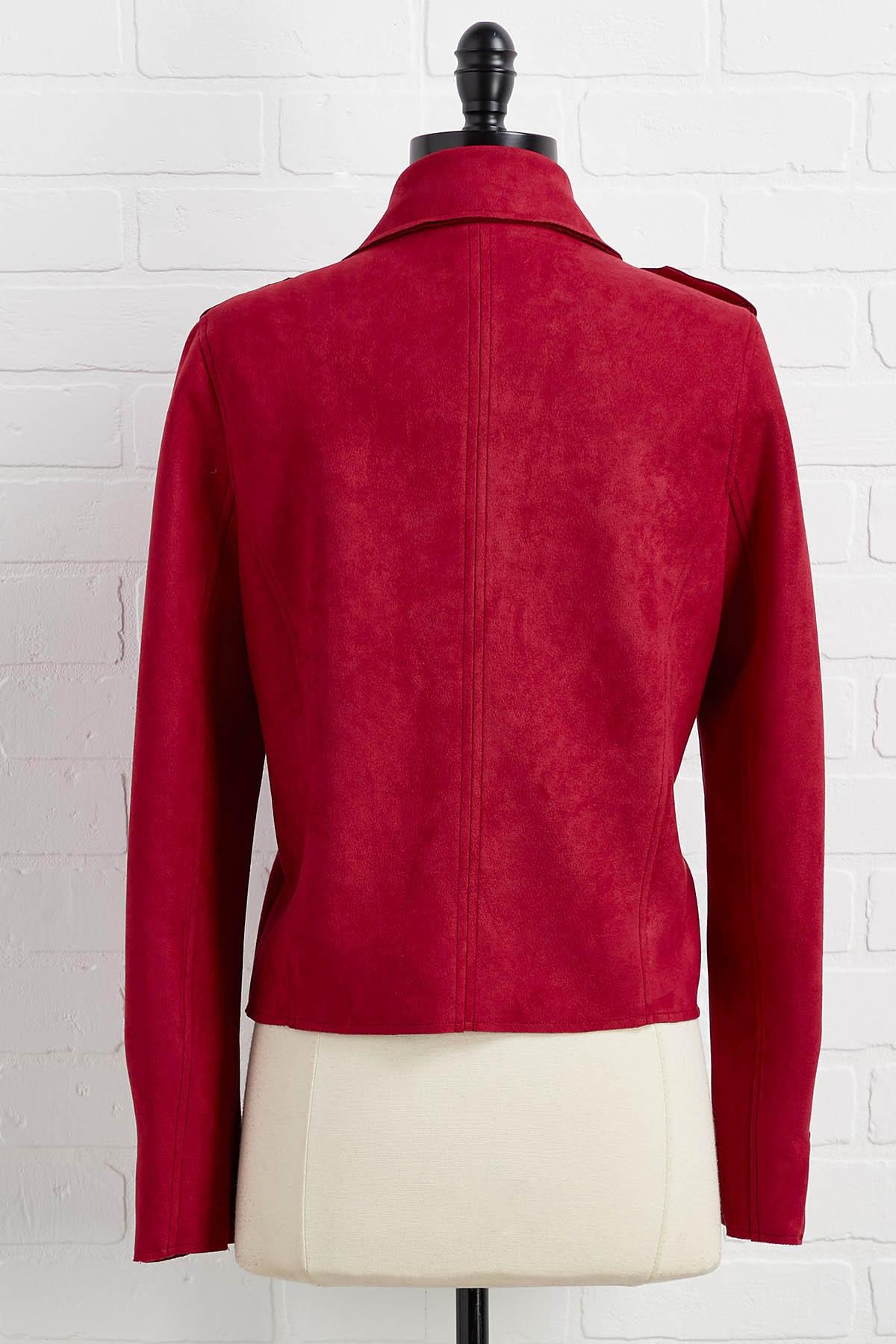 Little Red Riding Jacket