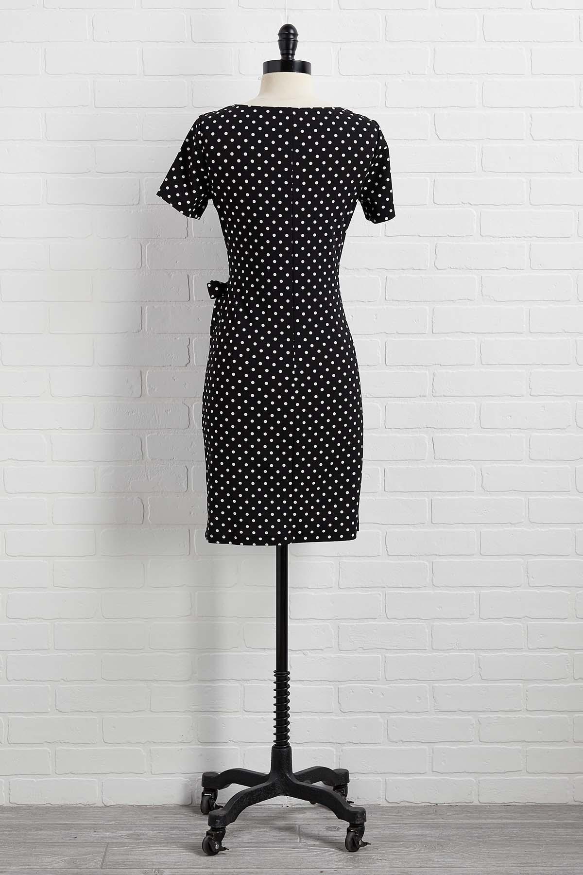 Make Your Mark Dress