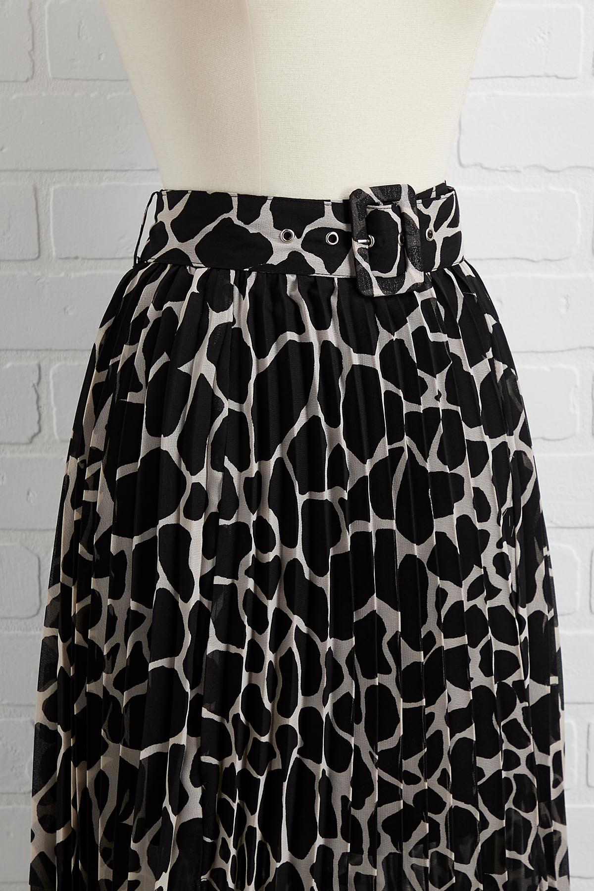 Wild Night Skirt