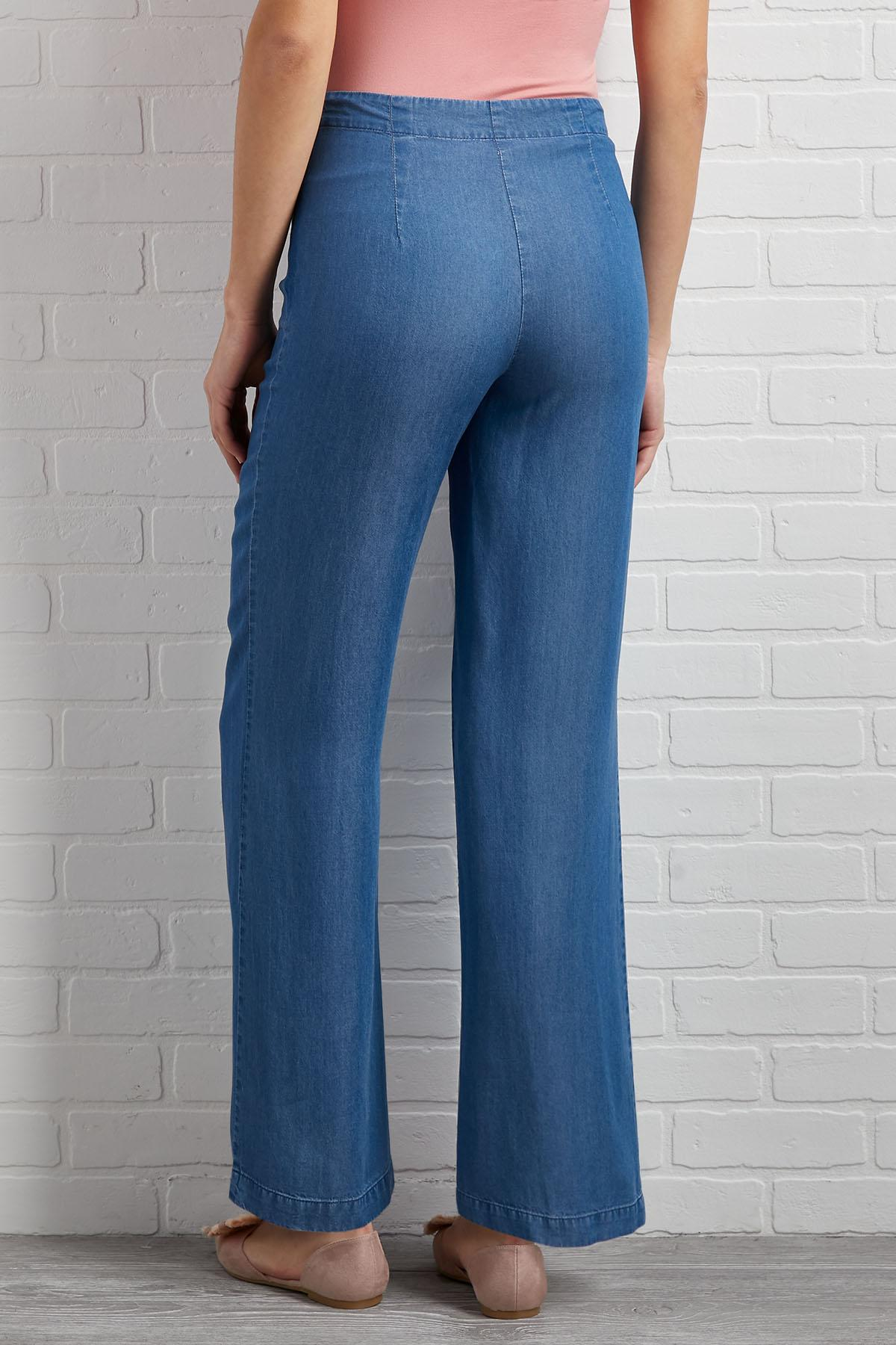 Denim Days Pants