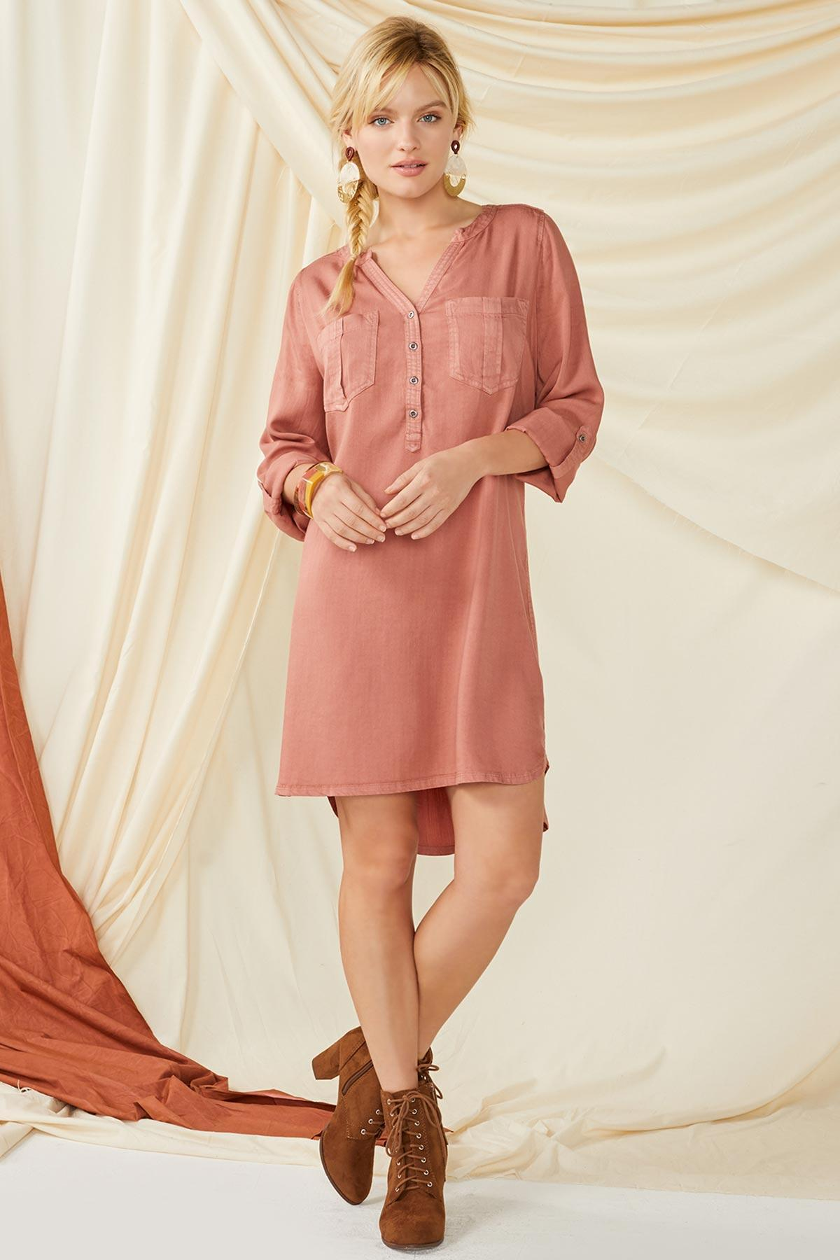You ` Re A Gem Shirt Dress