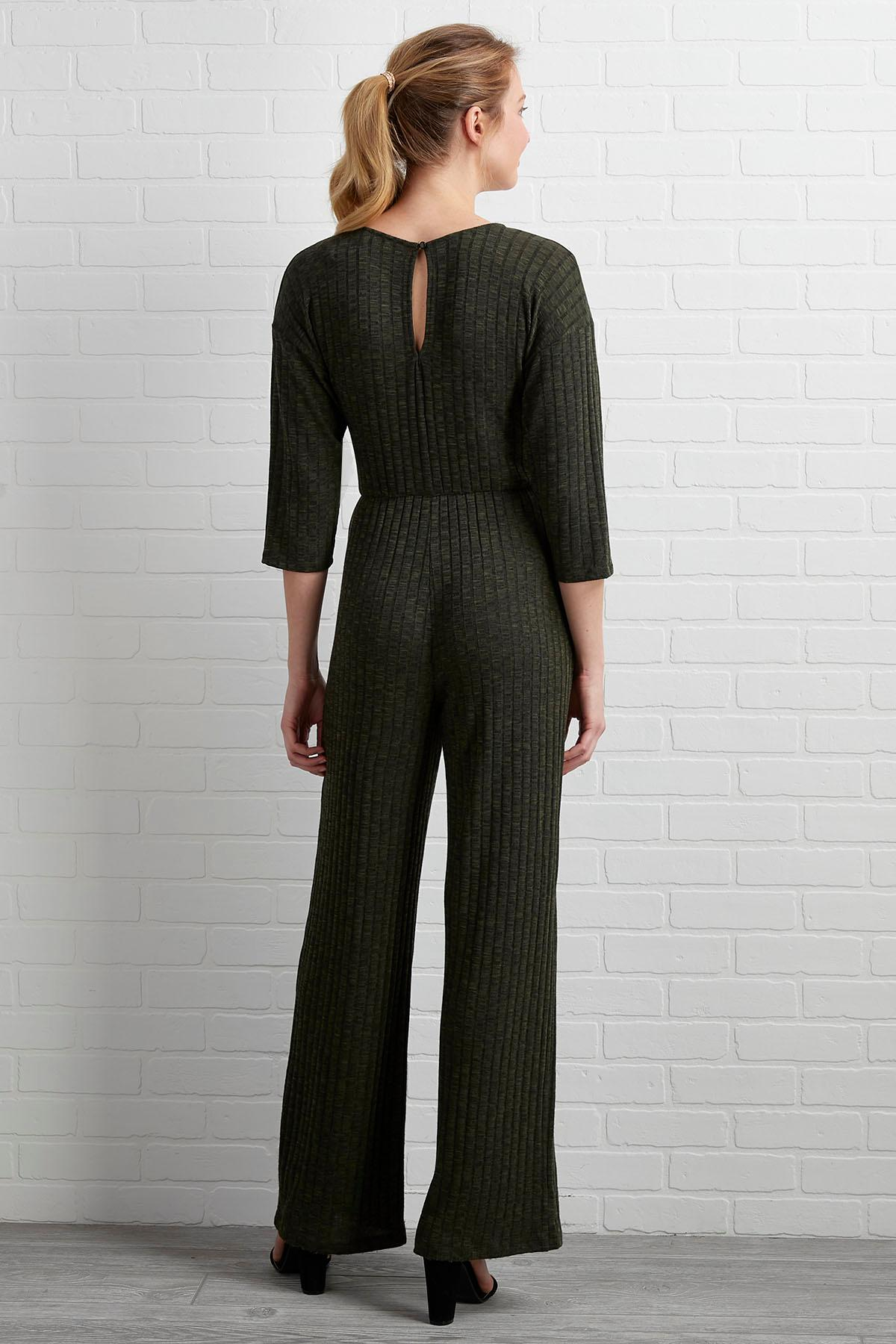 One And Done Jumpsuit