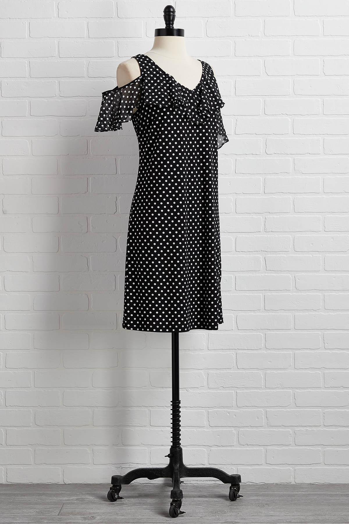 Lots Of Dots Dress