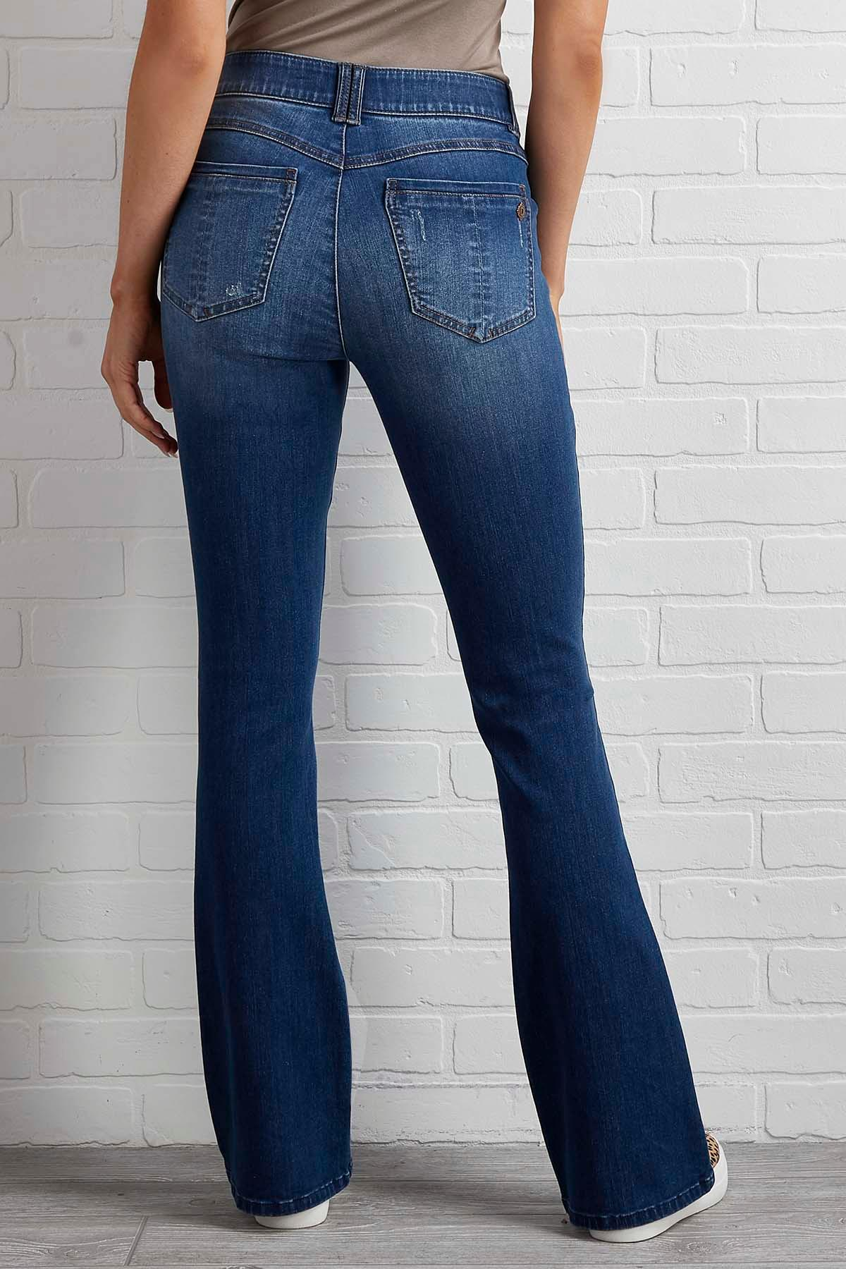 Much To Flare About Jeans