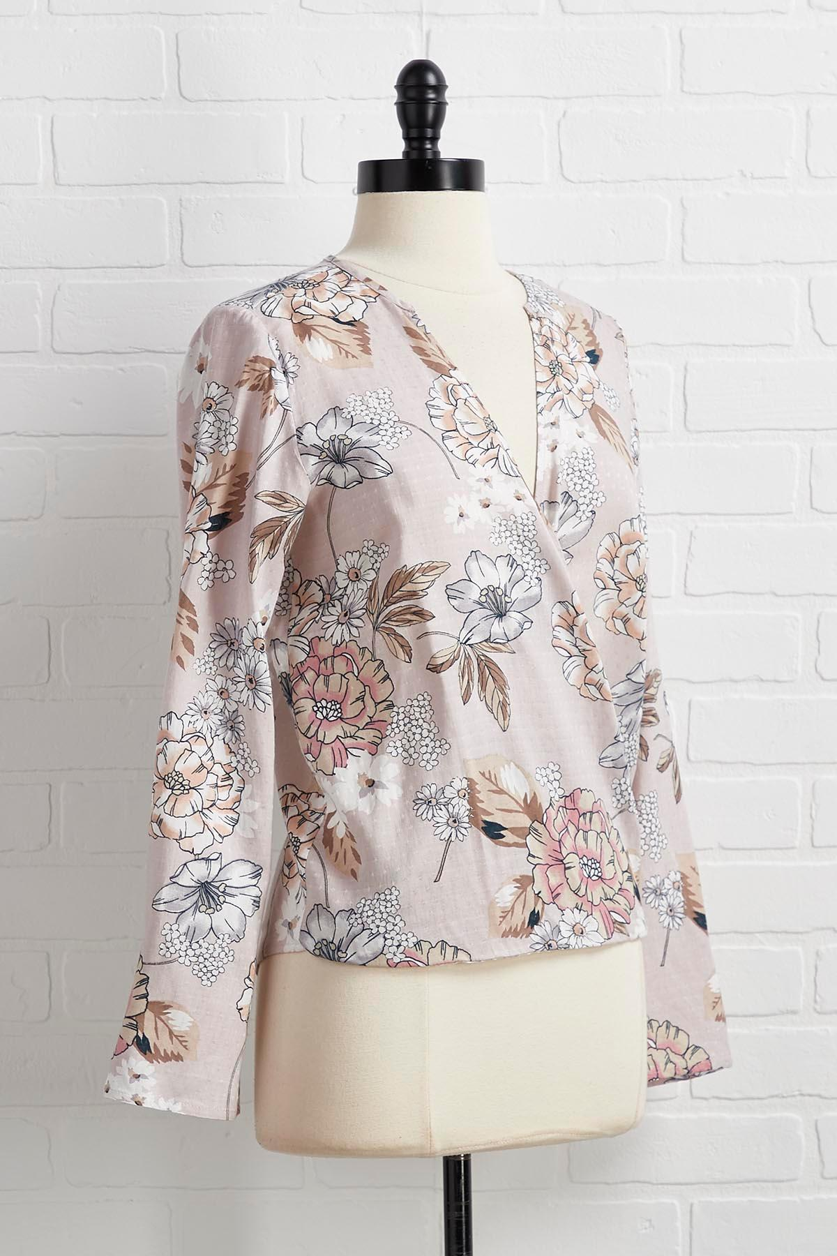 Use Your Flower For Good Top