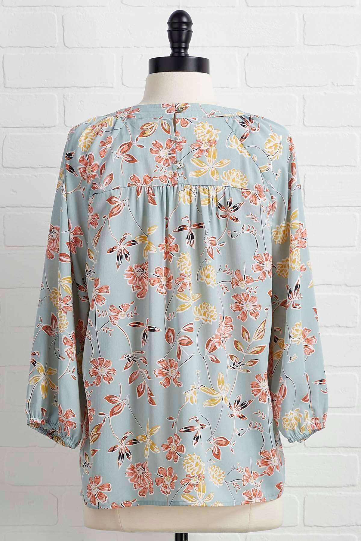 Mint For Each Other Top