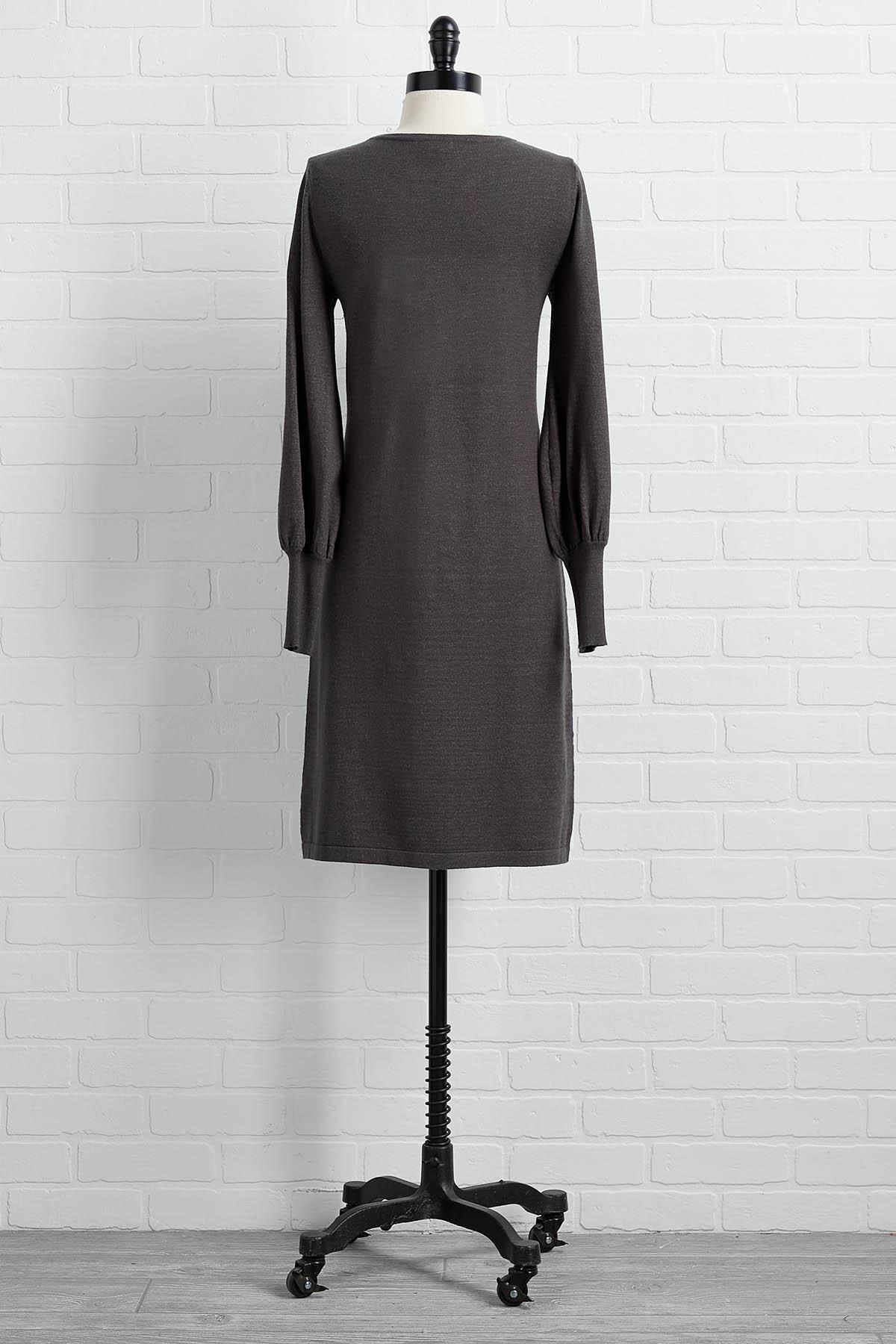 Better Together Sweater Dress