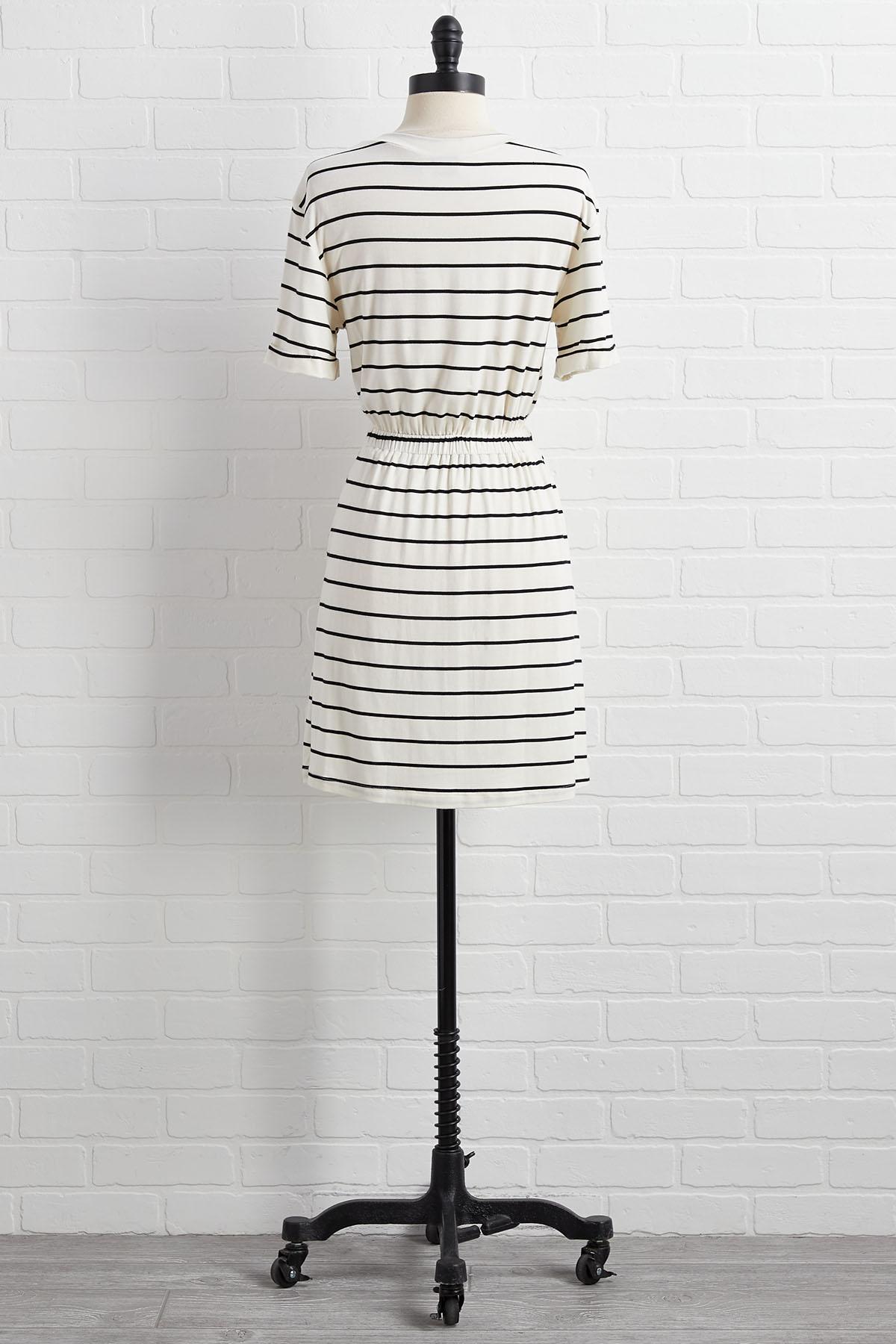 Summer To A Tee Shirt Dress