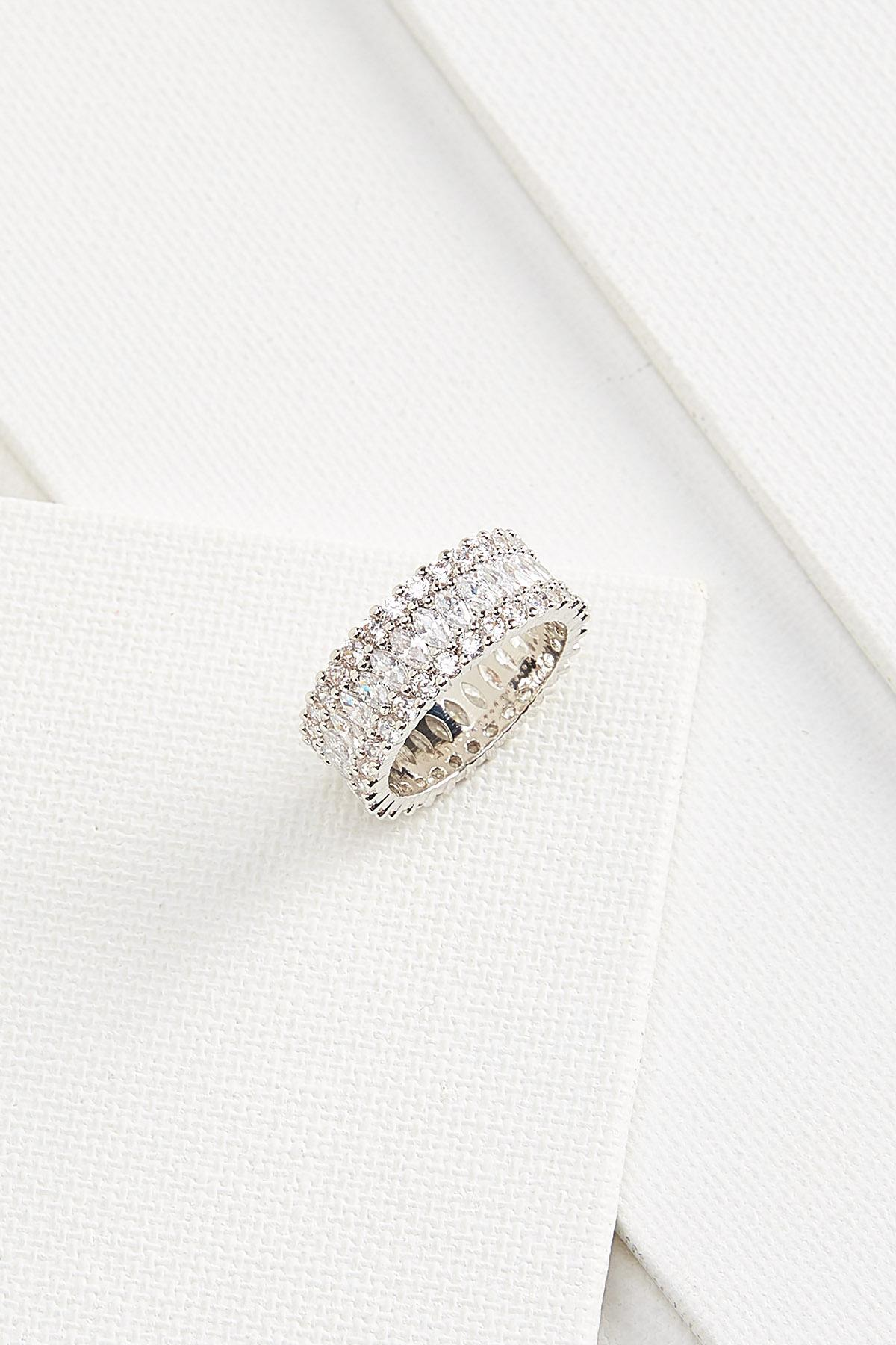 Sparkle Statement Ring