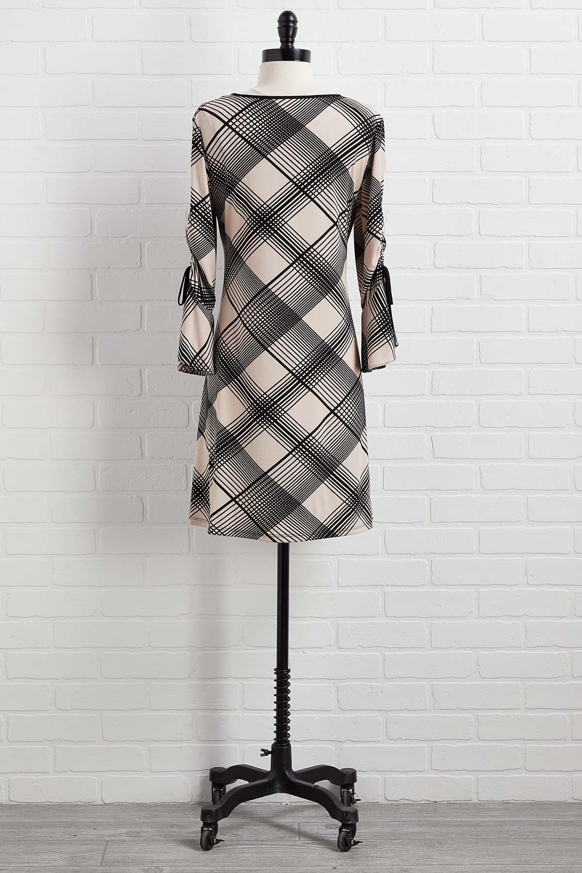 Shift In Demand Dress
