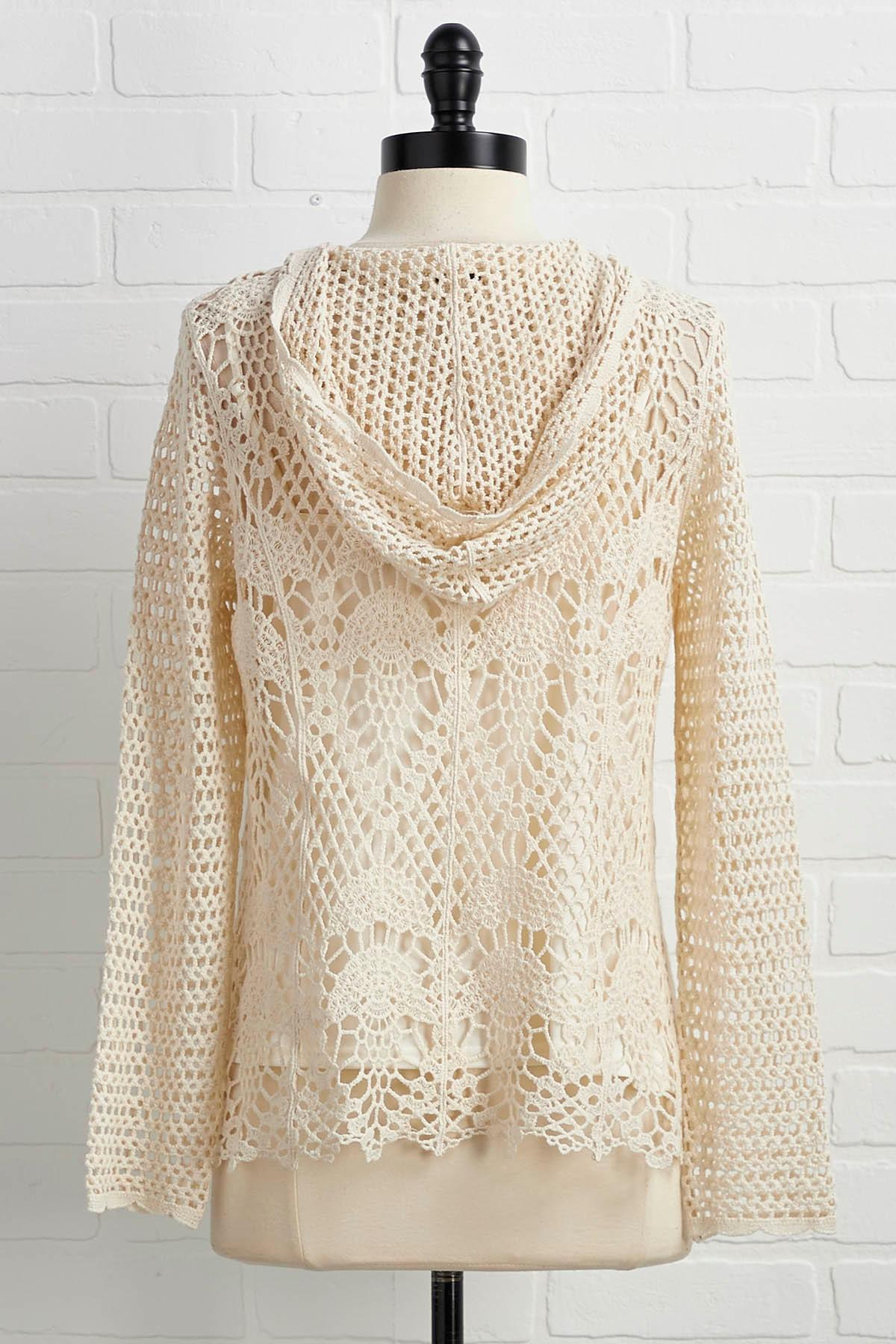 My Way Or The Crochet Top