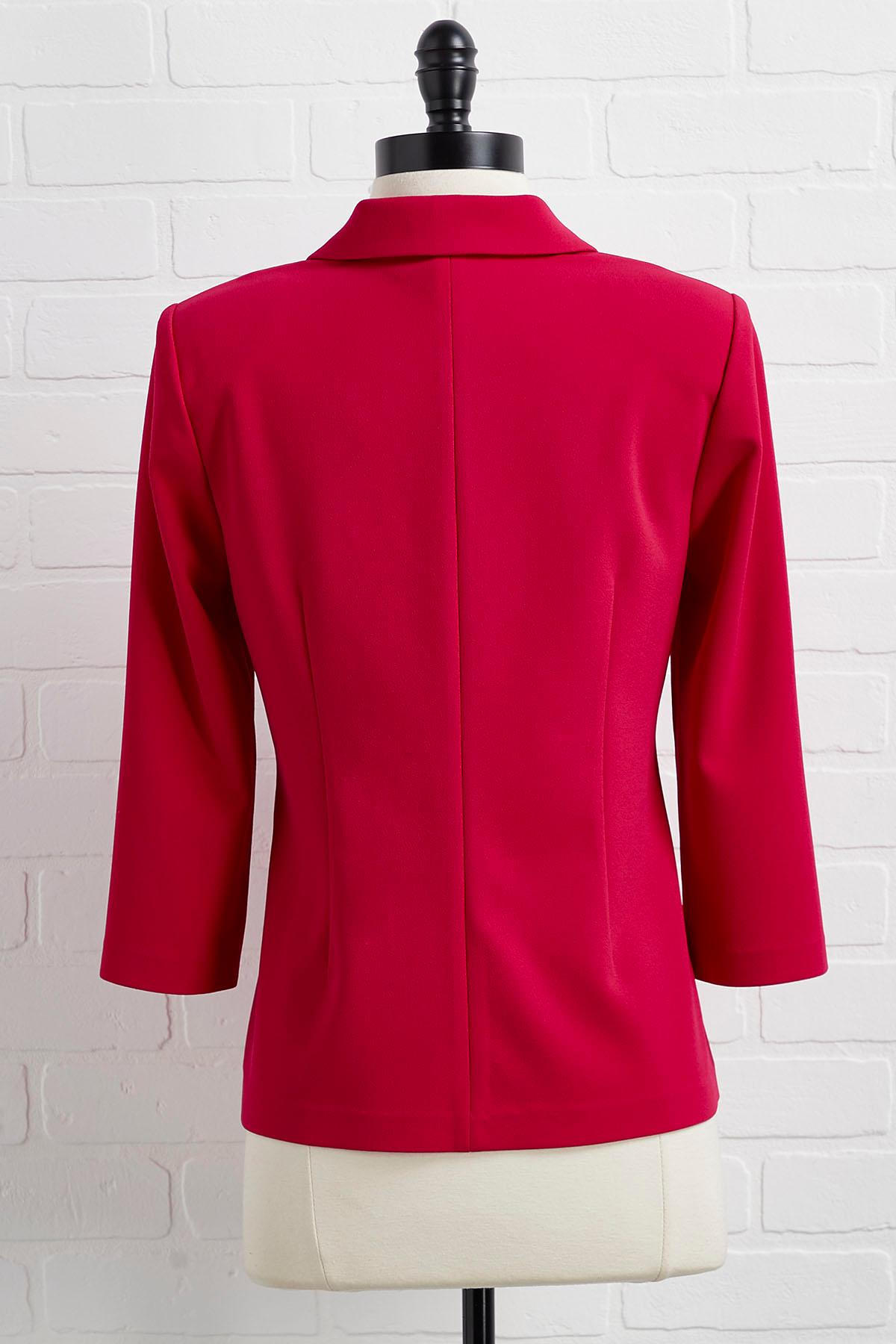 Woman's World Blazer