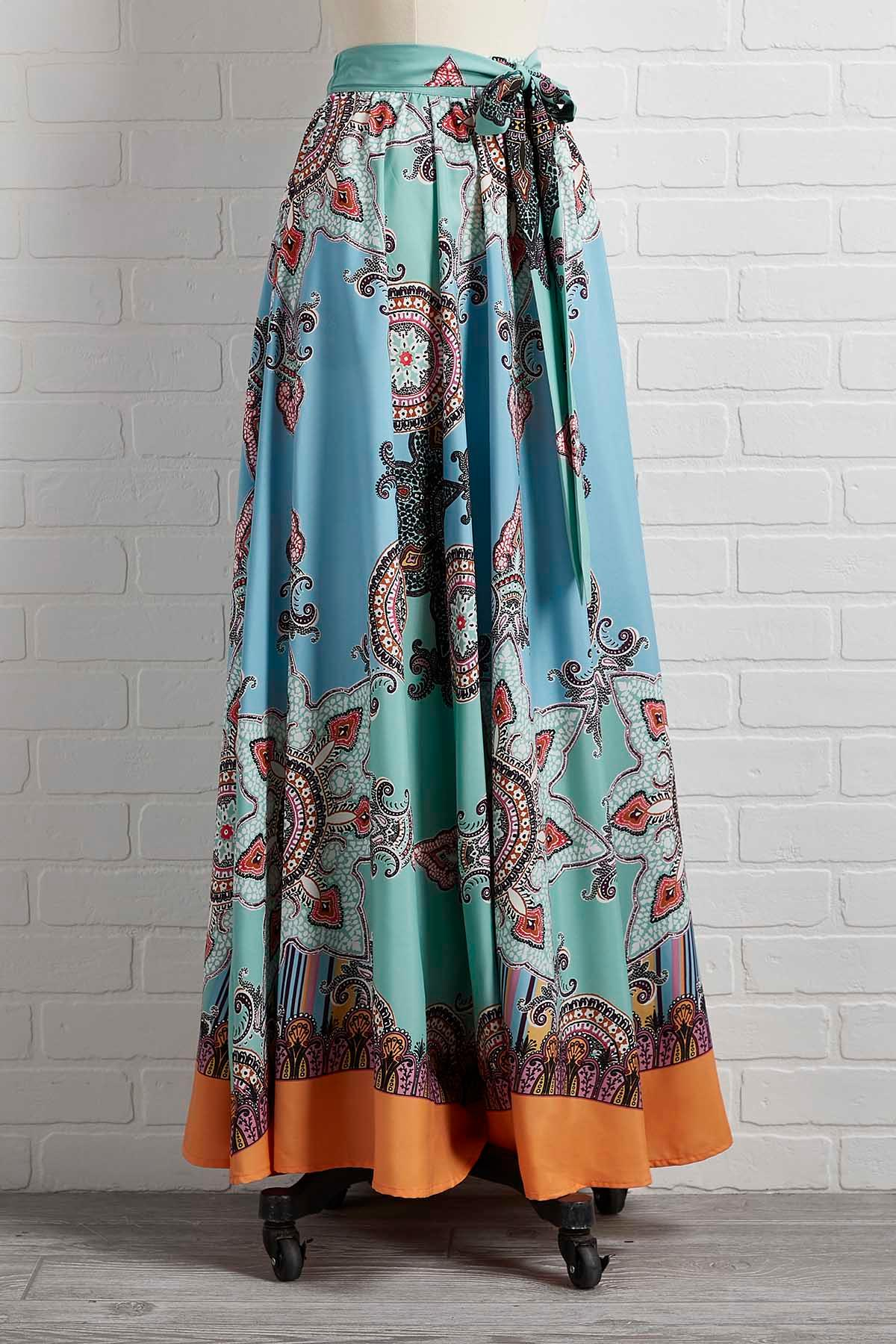 Escape To Paradise Skirt