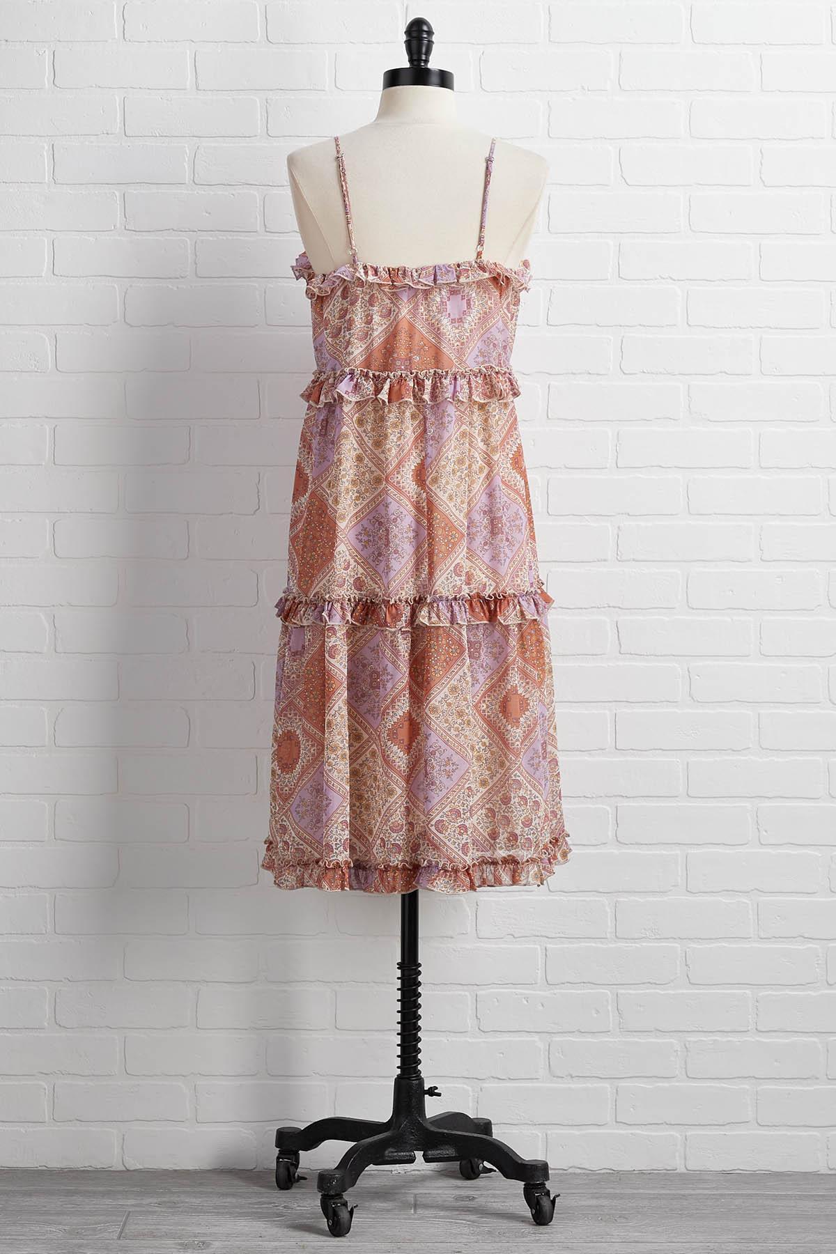 Sunshine And Good Vibes Dress