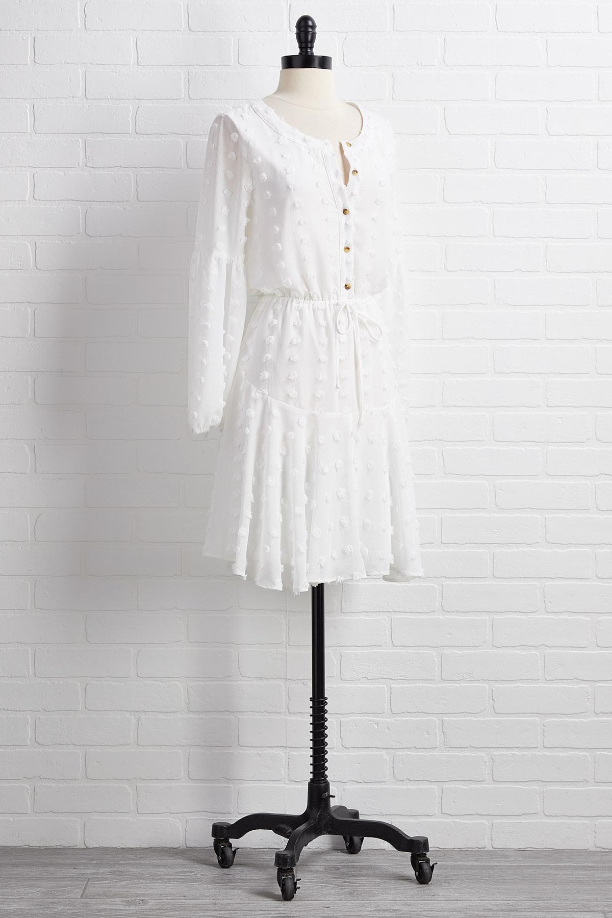 Spoonful Of Sugar Dress